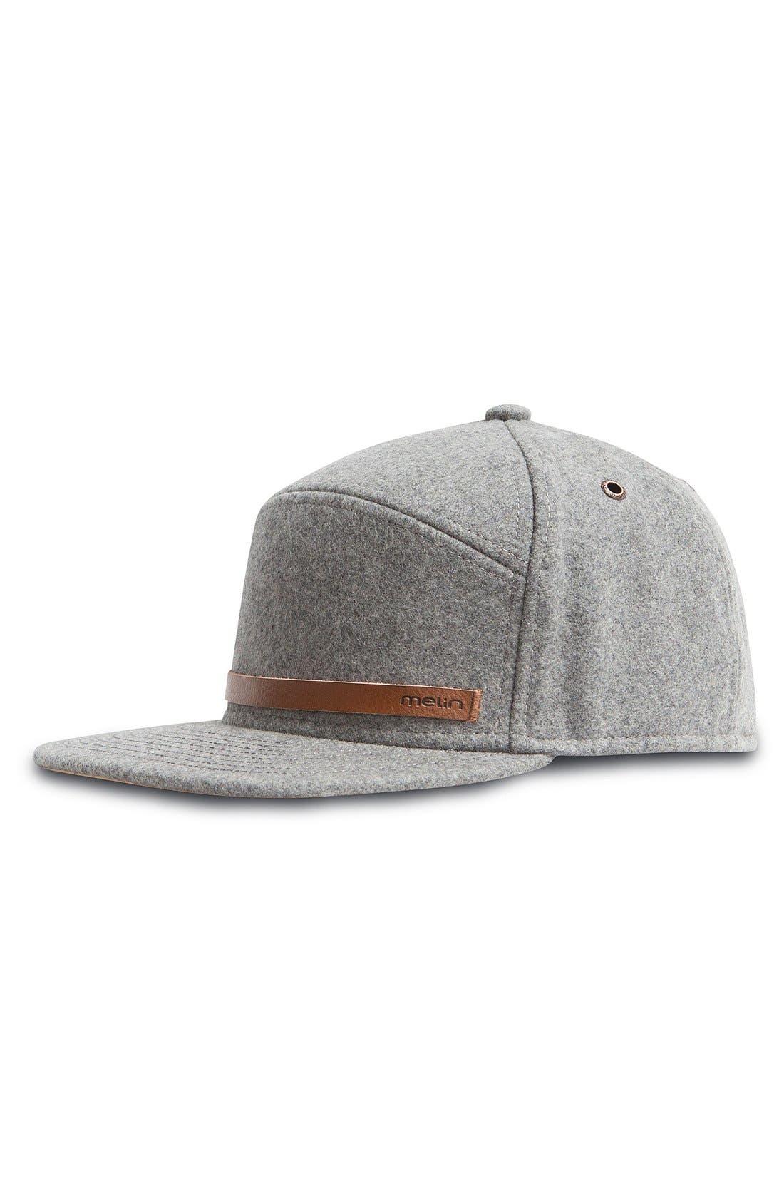 Melin Rancher Snapback Baseball Cap