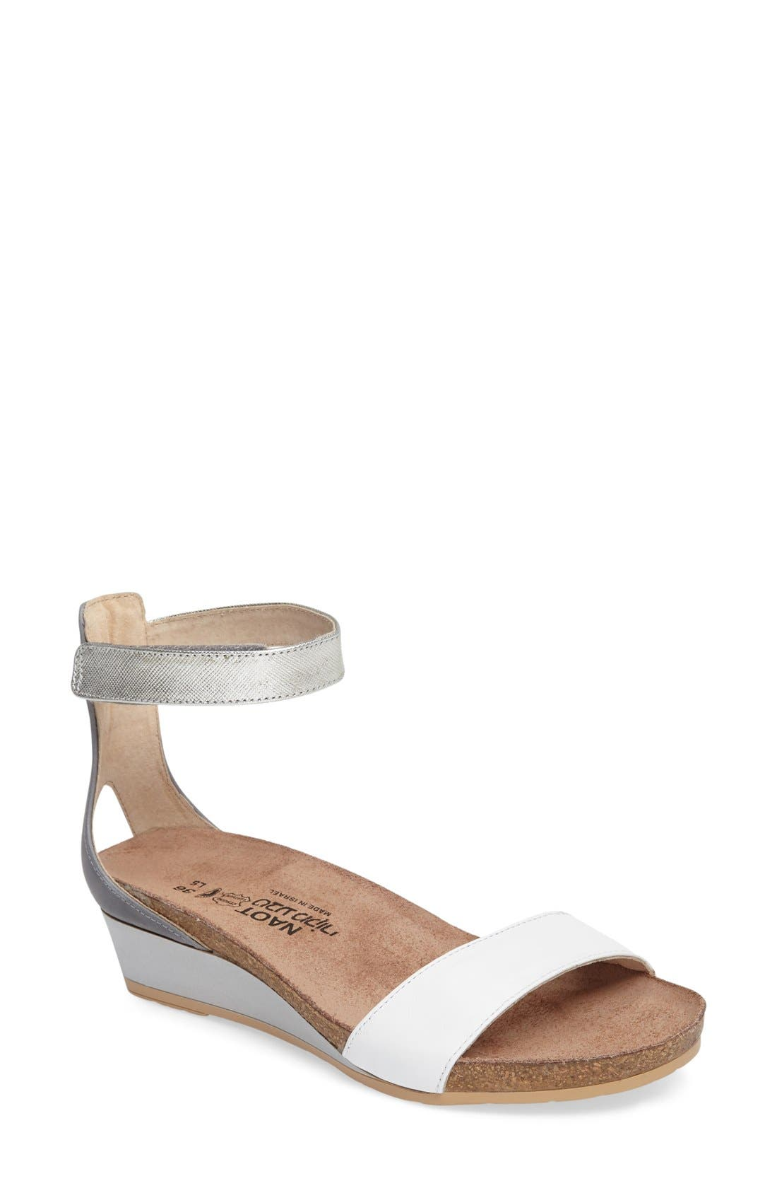 Alternate Image 1 Selected - Naot 'Pixie' Sandal (Women)
