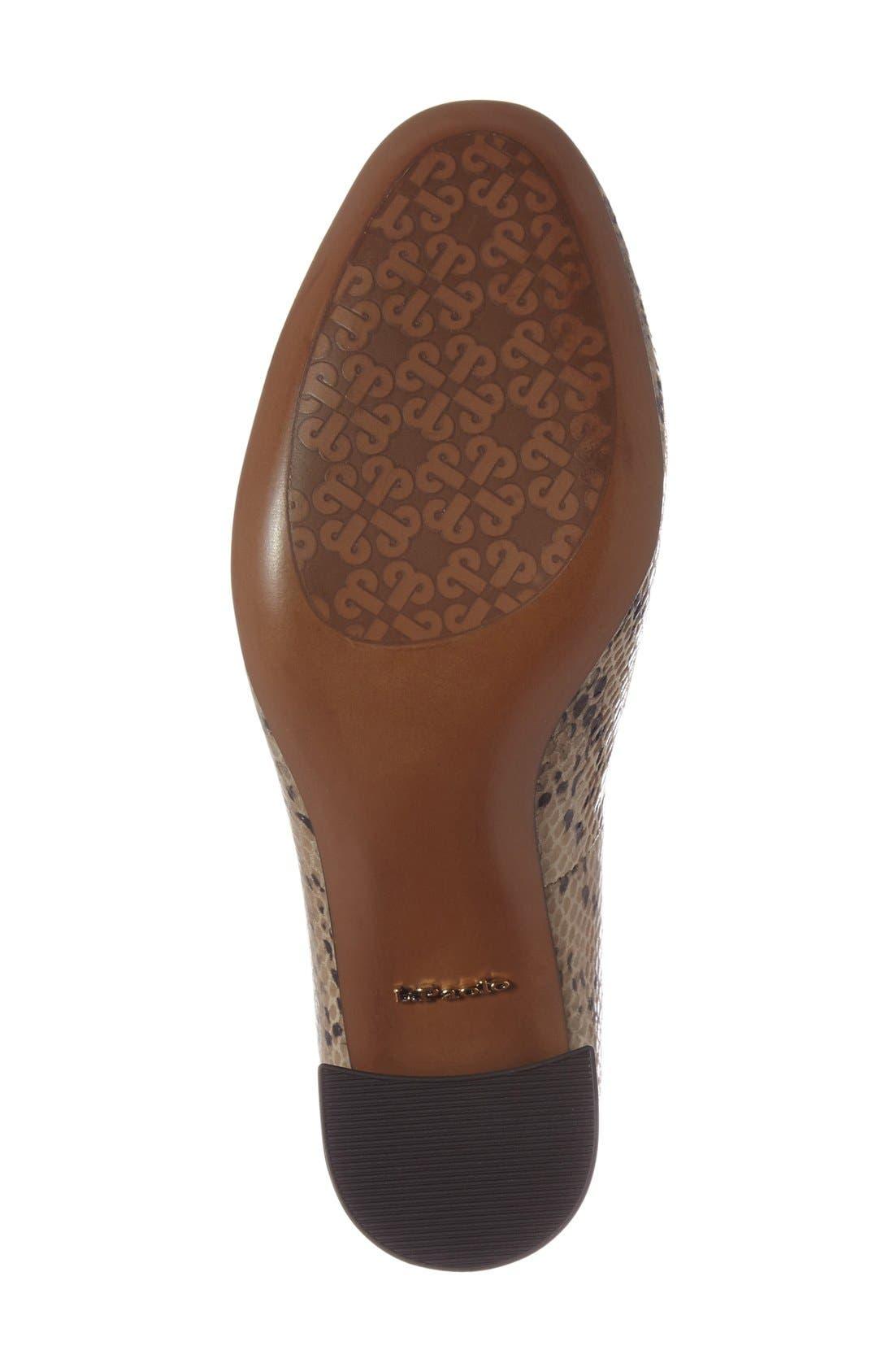 Alternate Image 4  - Linea Paolo 'Brooke' Block Heel Pump (Women)