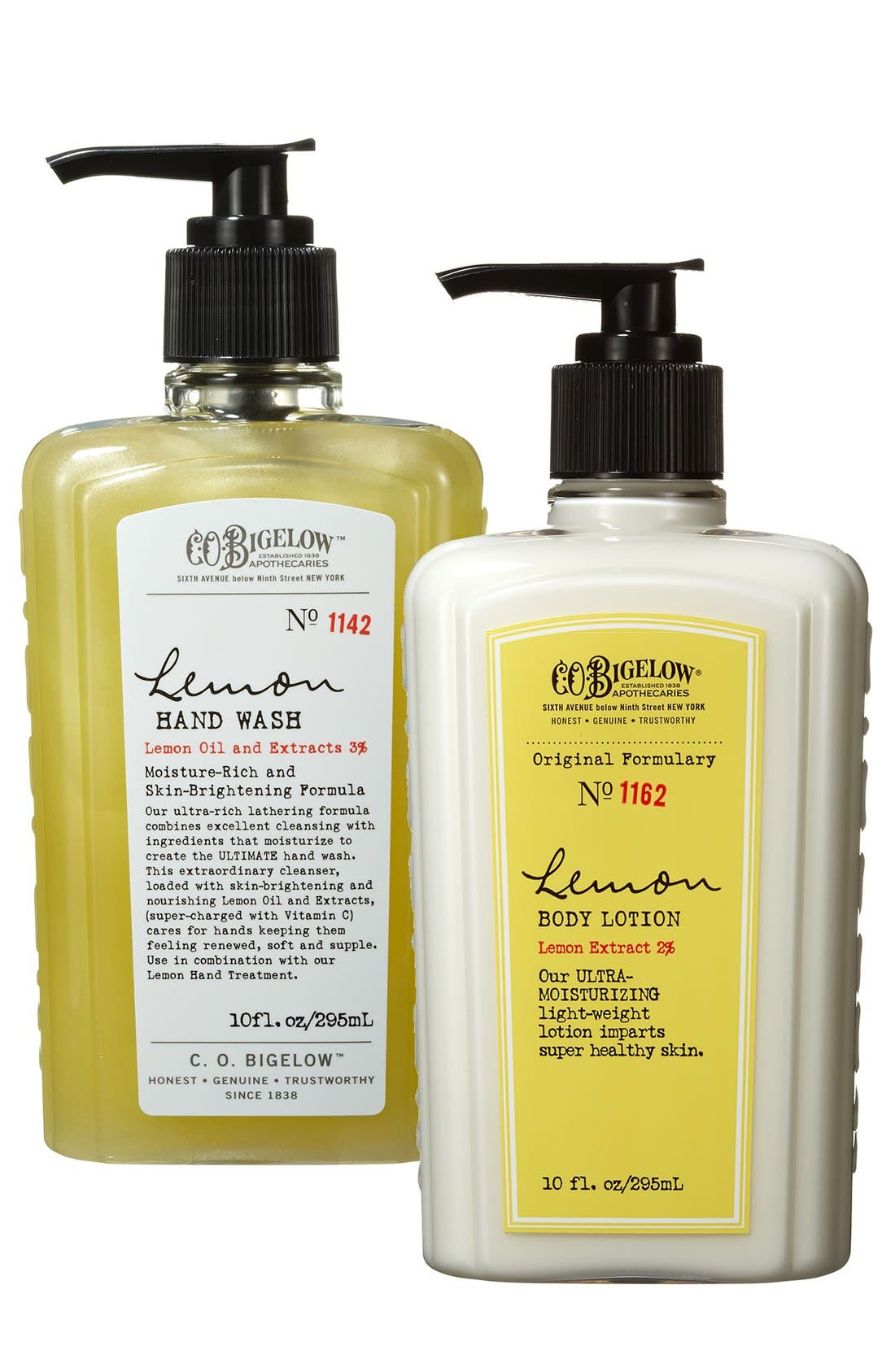 C.O. Bigelow® Lemon Duo (Limited Edition)