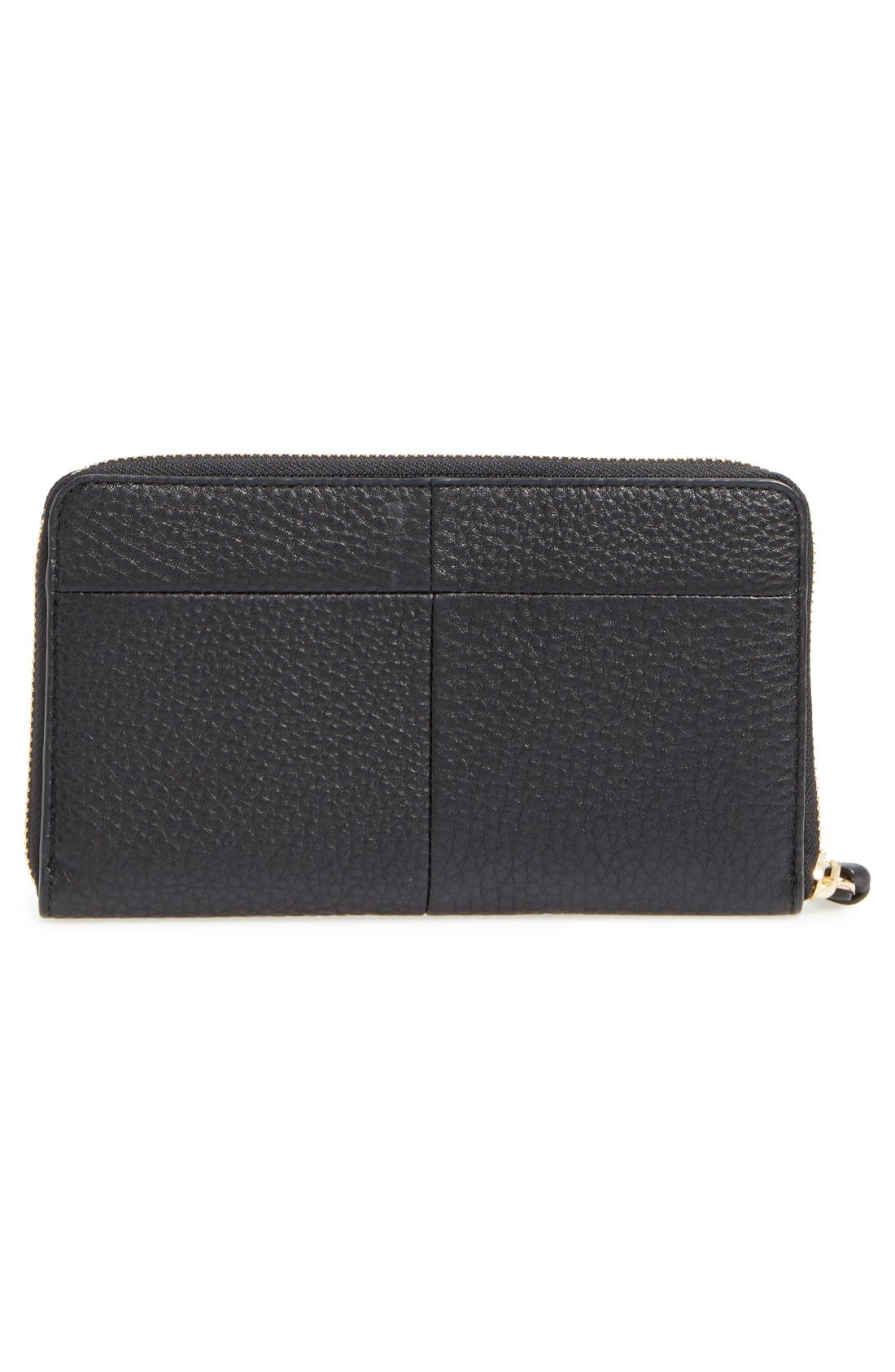 Alternate Image 4  - Tory Burch Ivy Leather Continental Wallet