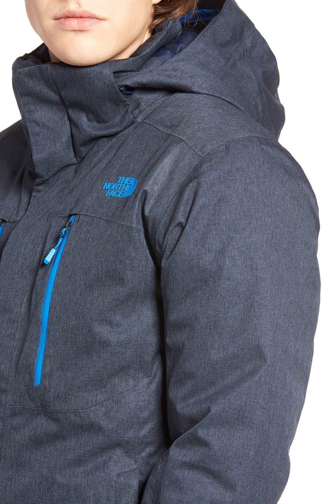 Alternate Image 4  - The North Face Powdance Waterproof Jacket