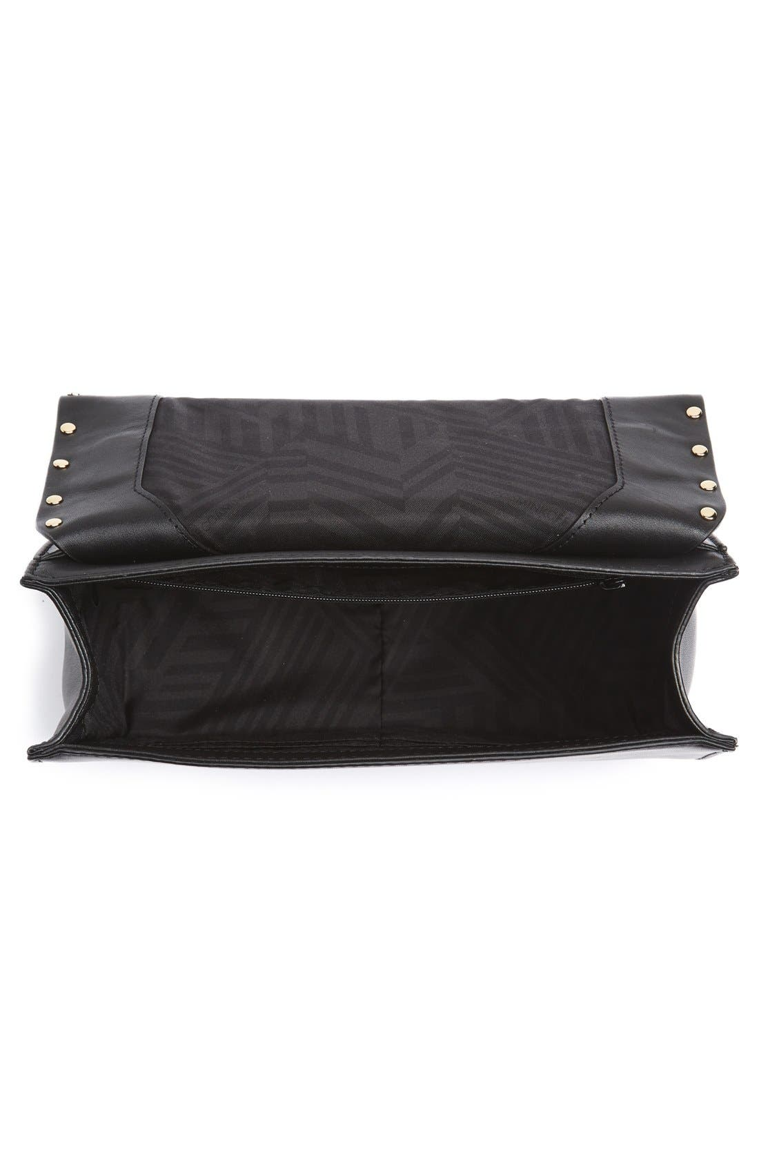 Alternate Image 4  - Rebecca Minkoff Medium Biker Leather Shoulder Bag