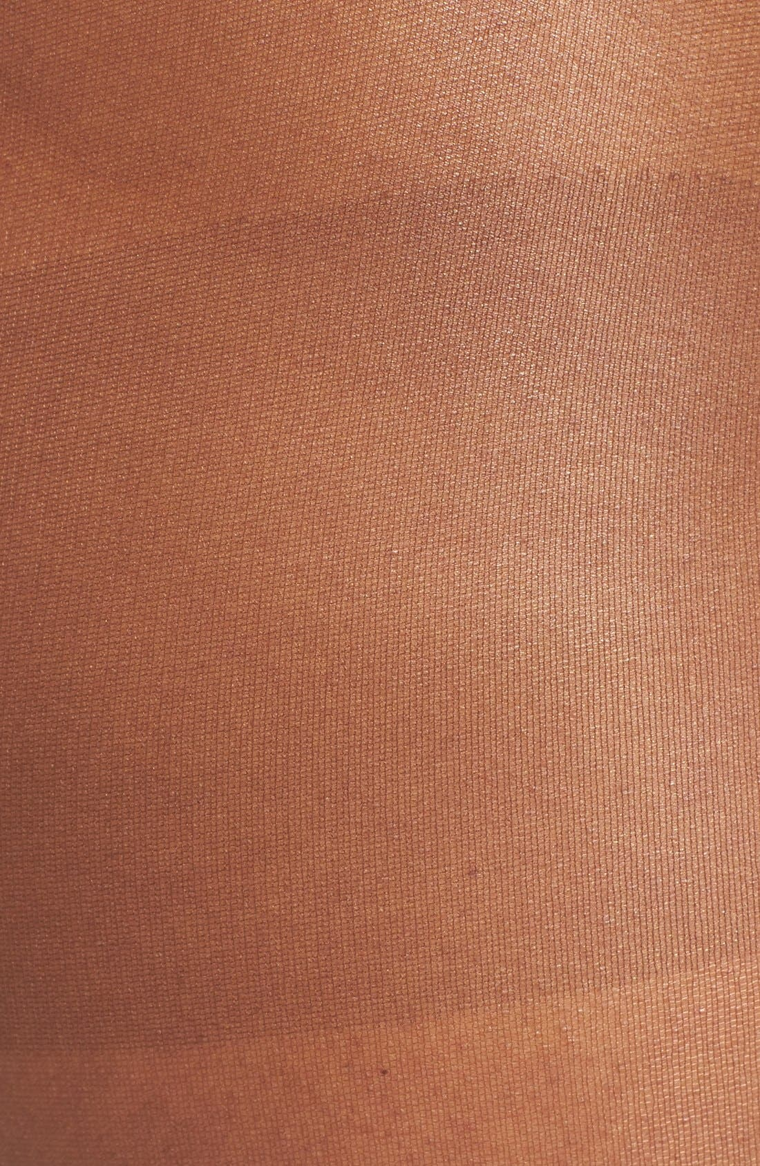 'Curve' Pantyhose,                             Alternate thumbnail 2, color,                             Berry