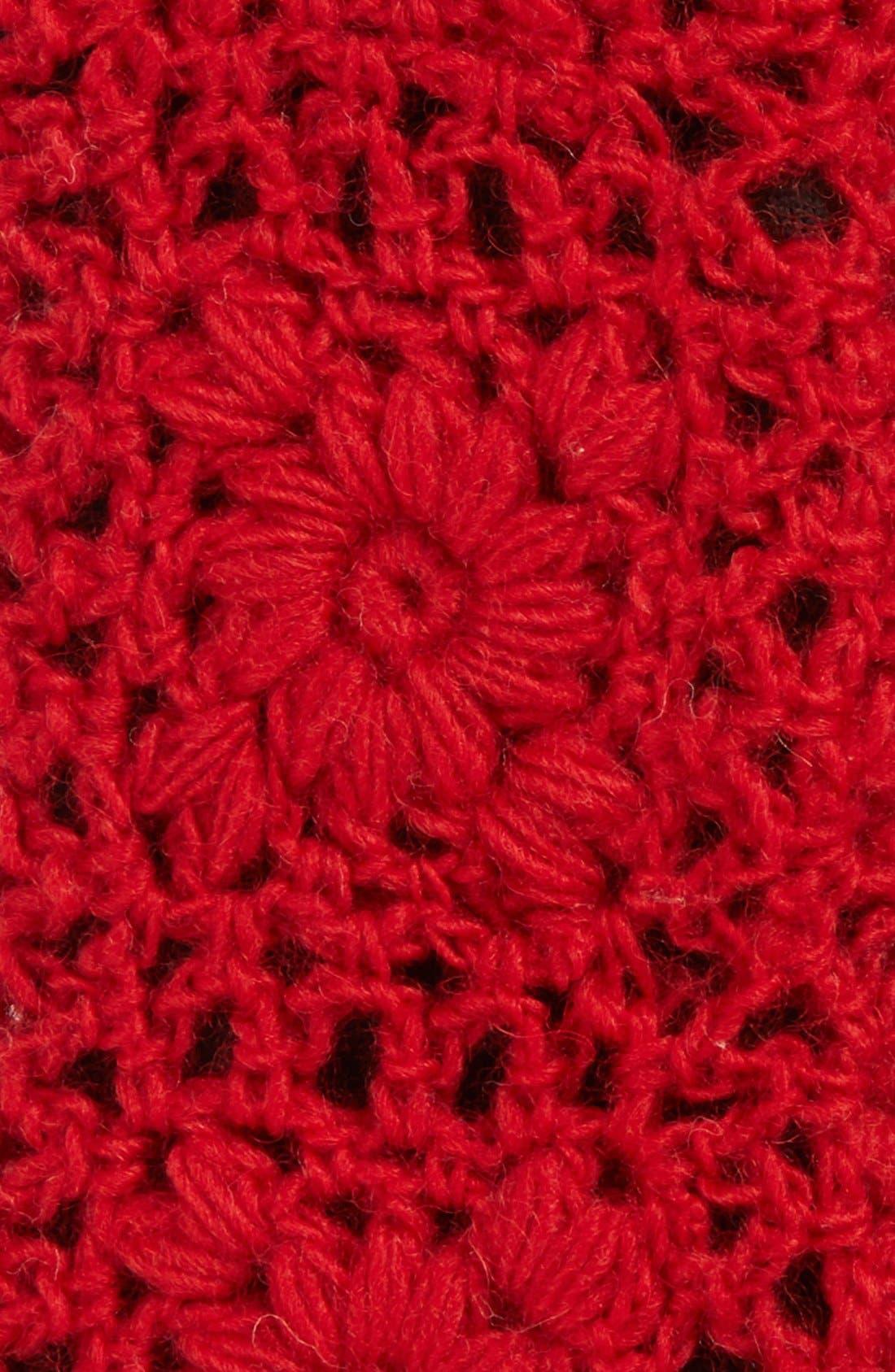 Alternate Image 2  - Nirvanna Designs Crochet Handwarmers