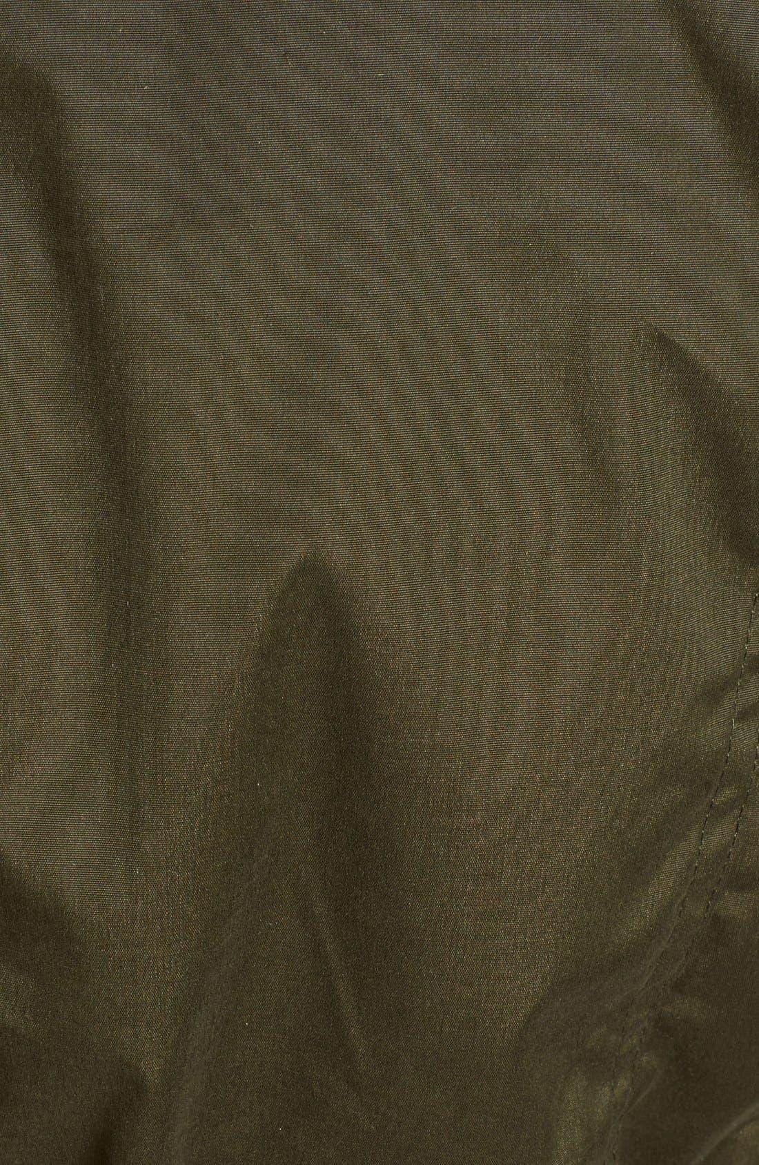 Alternate Image 6  - Tinsel Faux Fur Trim Parka