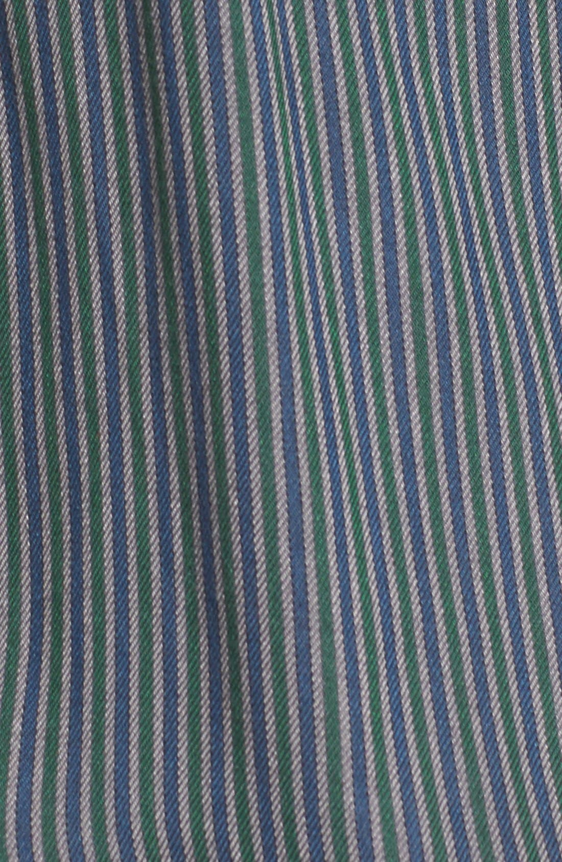Alternate Image 5  - Treasure & Bond Stripe Blouse