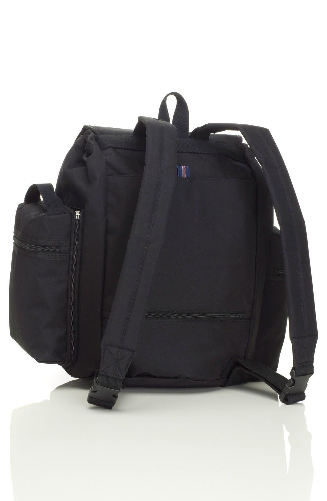 Alternate Image 2  - Storksak Travel Backpack Diaper Bag