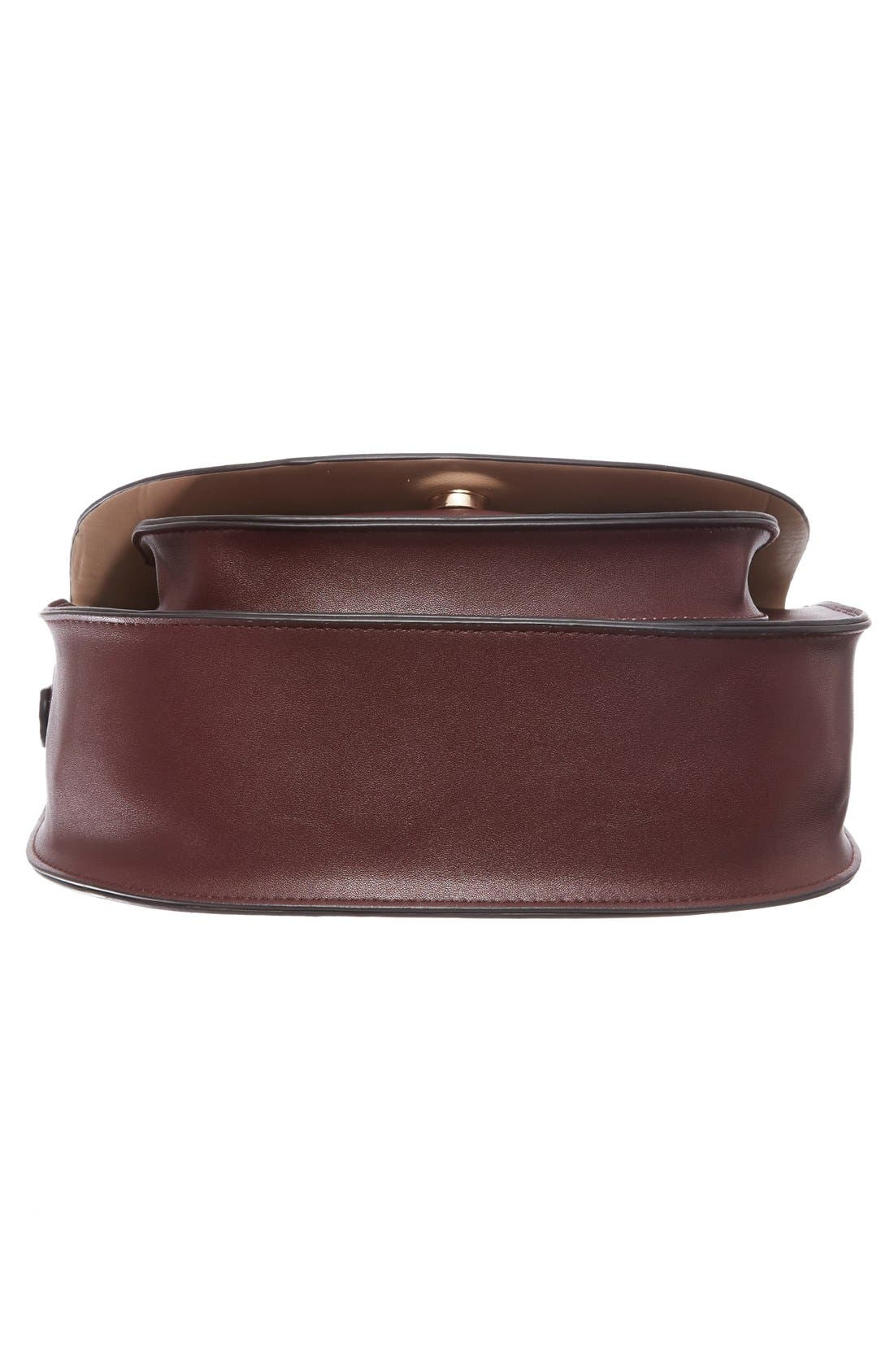 Alternate Image 6  - Sole Society Claire Faux Leather Crossbody Bag