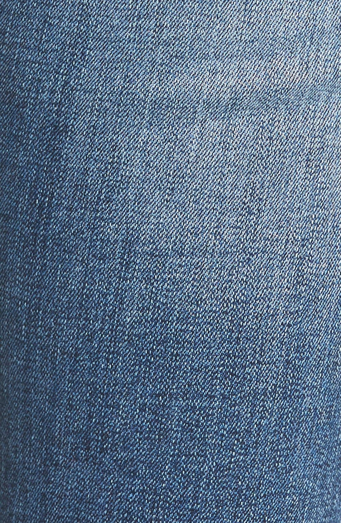 Nico Super Skinny Jeans,                             Alternate thumbnail 6, color,                             Legion