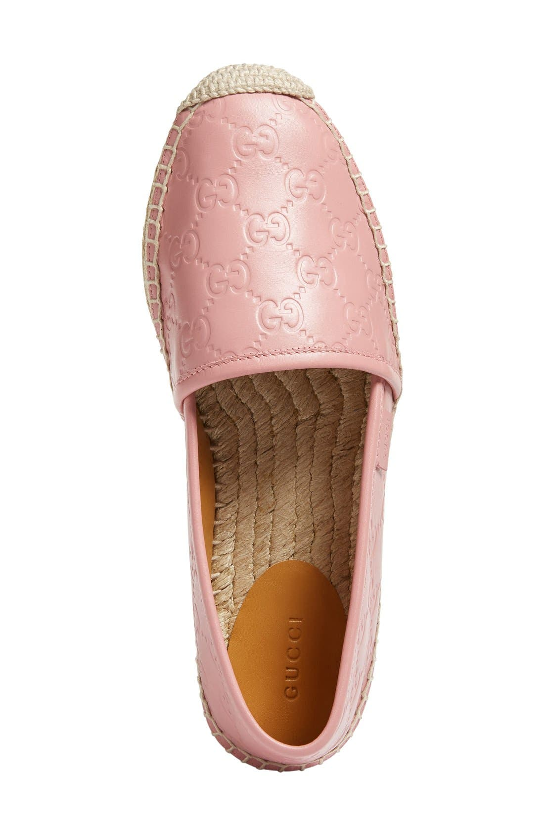 Alternate Image 3  - Gucci Pilar Espadrille Flat (Women)