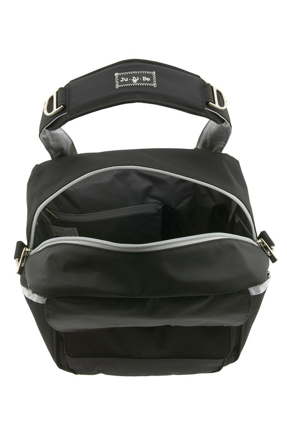 Alternate Image 3  - Ju-Ju-Be 'Packabe' Convertible Diaper Bag