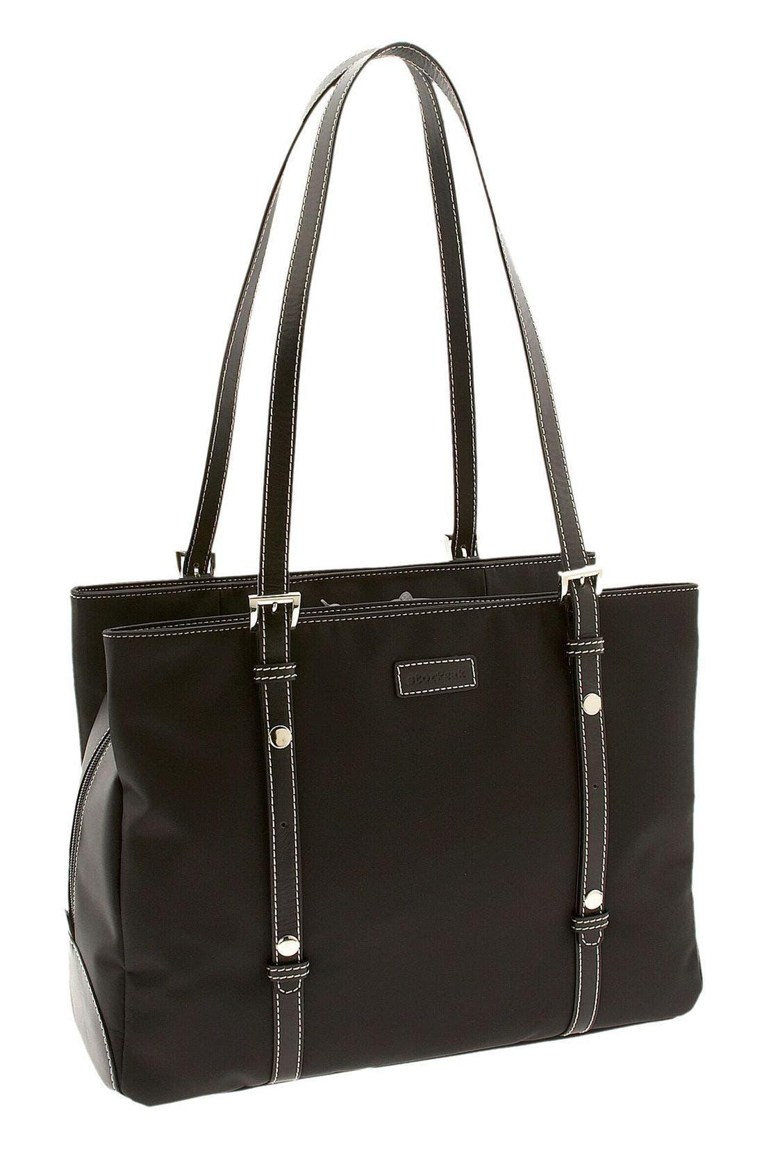 Alternate Image 1 Selected - Storksak 'Gigi' Diaper Bag