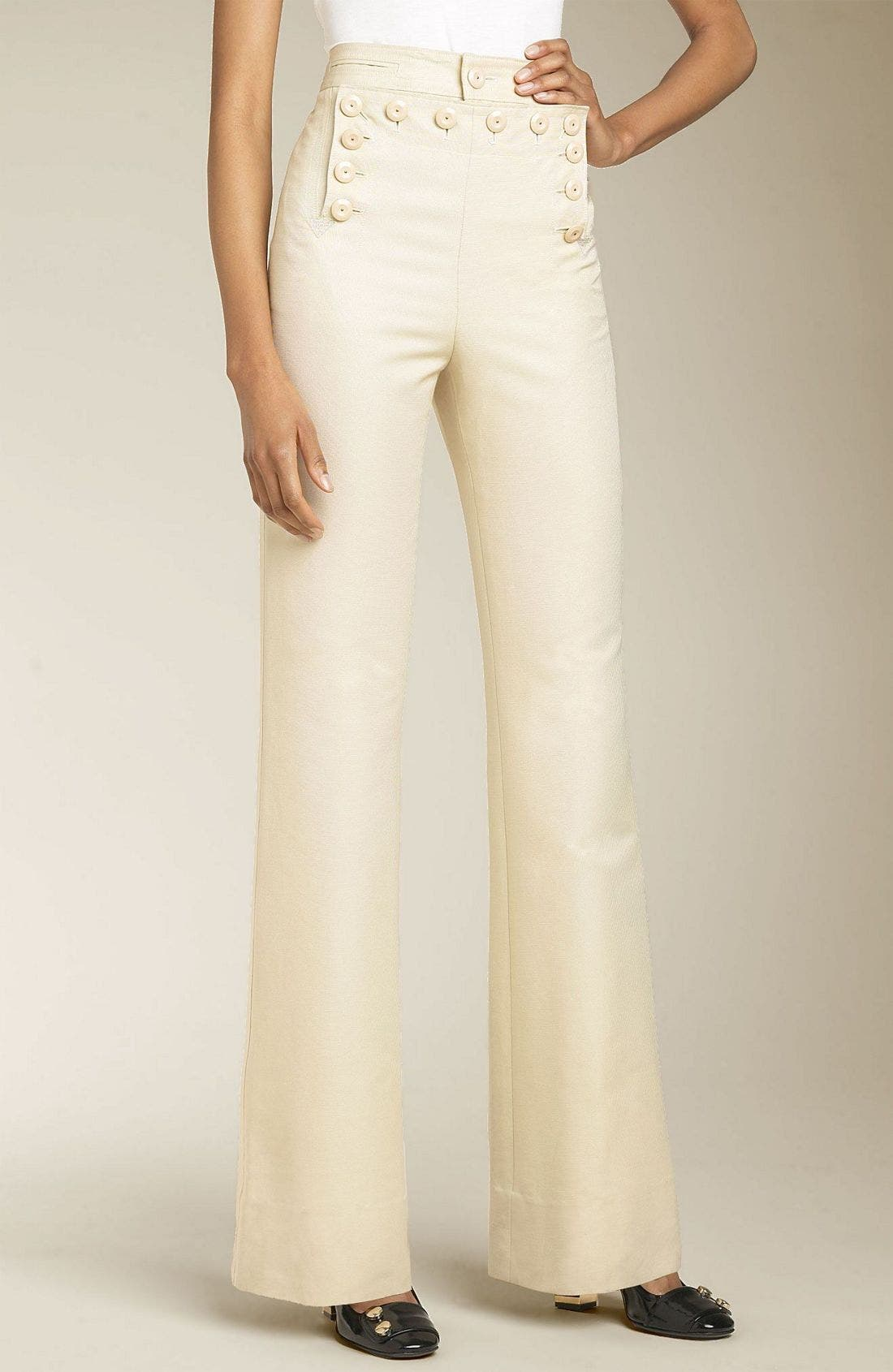 Alternate Image 1 Selected - MARC BY MARC JACOBS Faille Sailor Pants