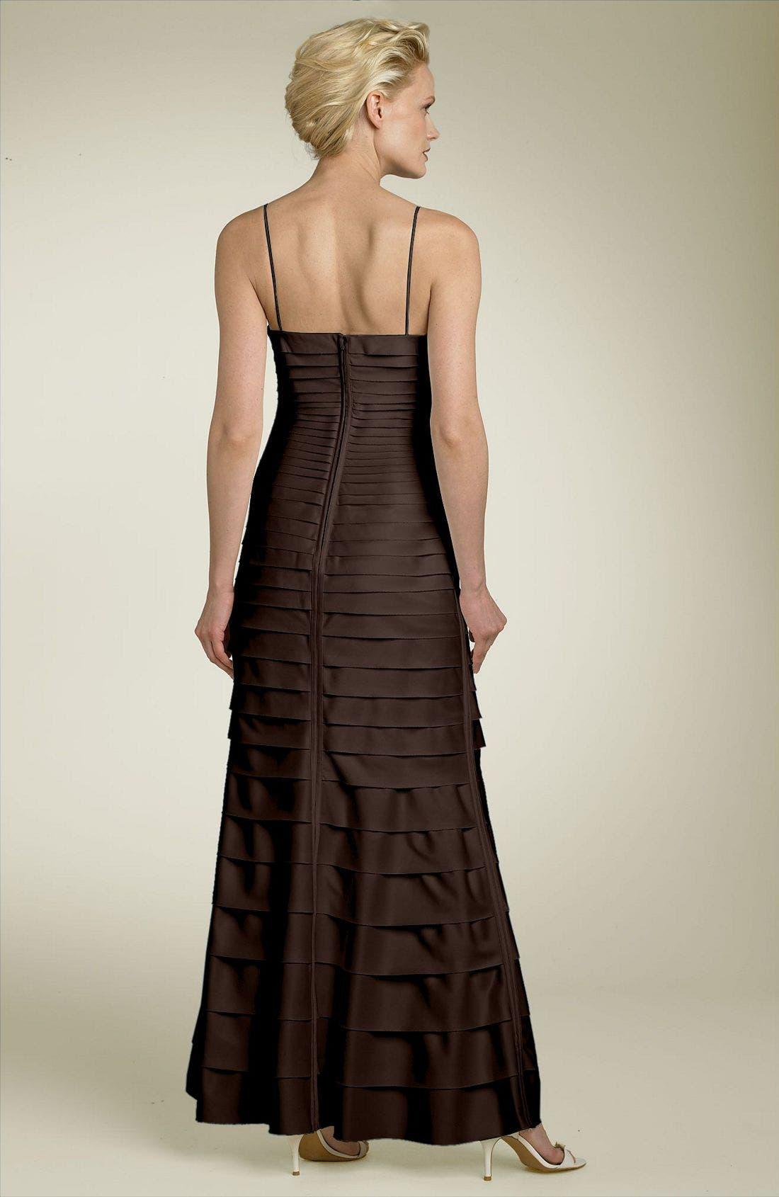 Alternate Image 3  - JS Collections Laser Cut Dress & Bolero