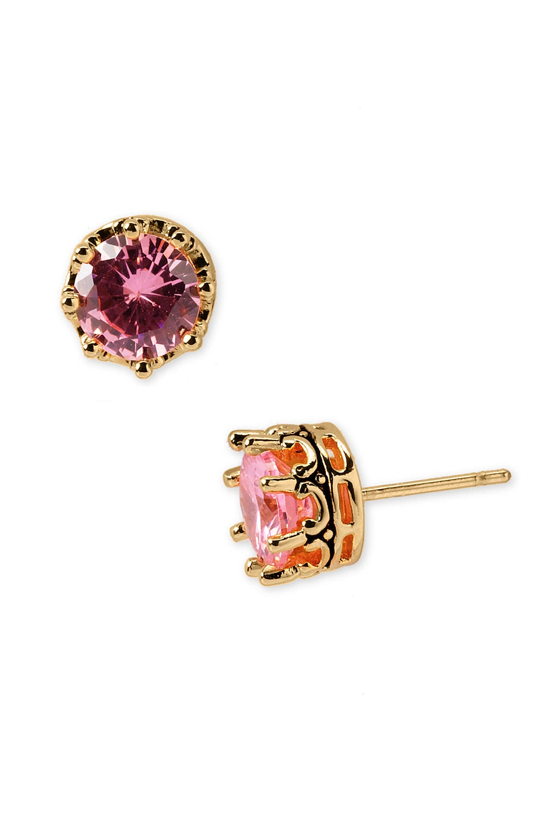 Main Image - Juicy Couture 'Princess' Cubic Zirconia Studs