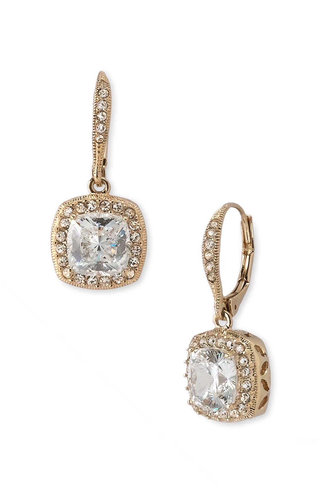 Alternate Image 1 Selected - Nadri Princess Earrings