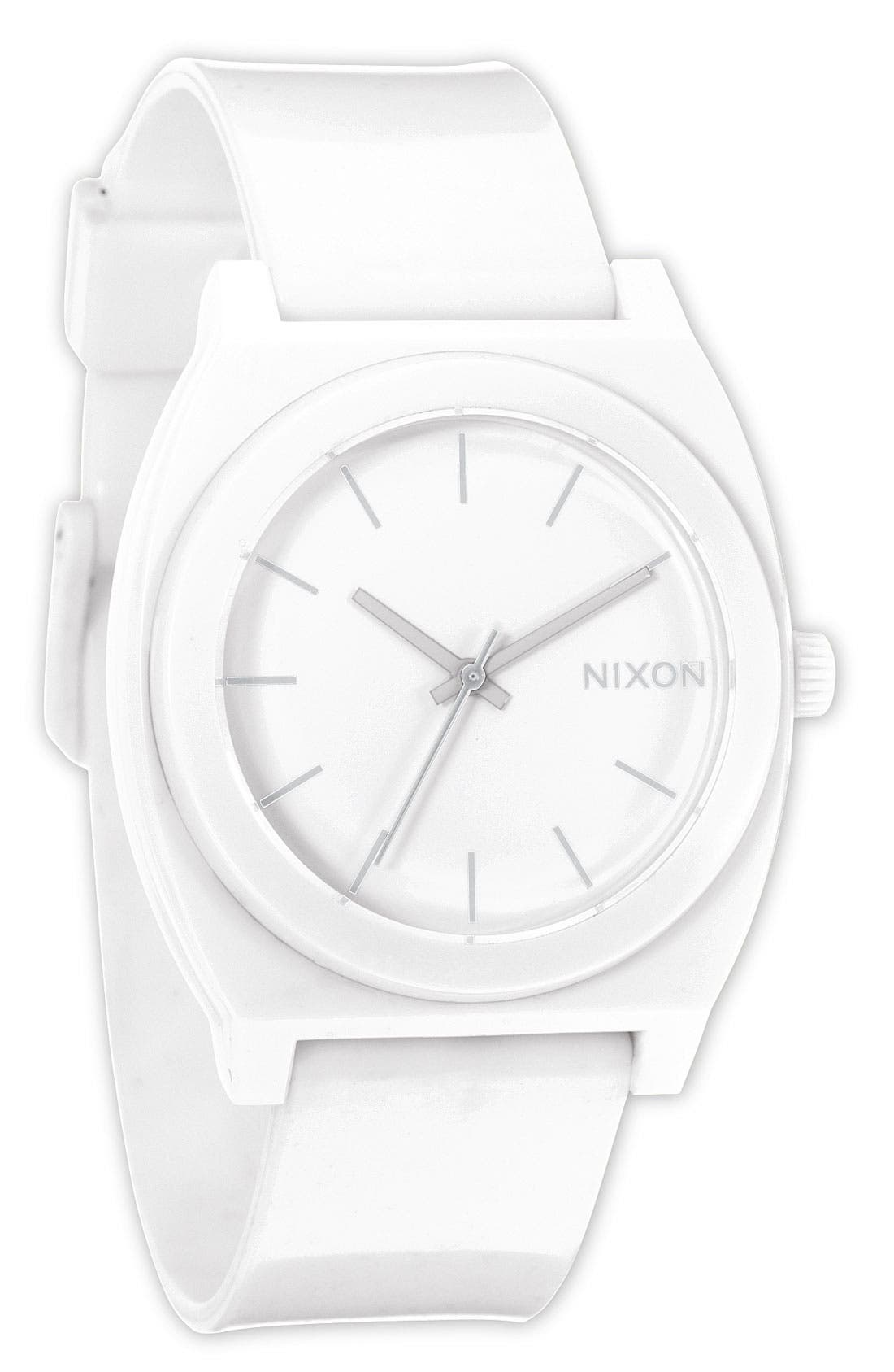 Main Image - Nixon 'The Time Teller' Watch, 40mm