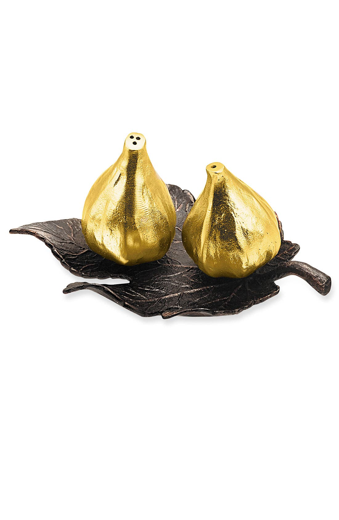 Main Image - Michael Aram 'Fig Leaf' Salt & Pepper Shakers