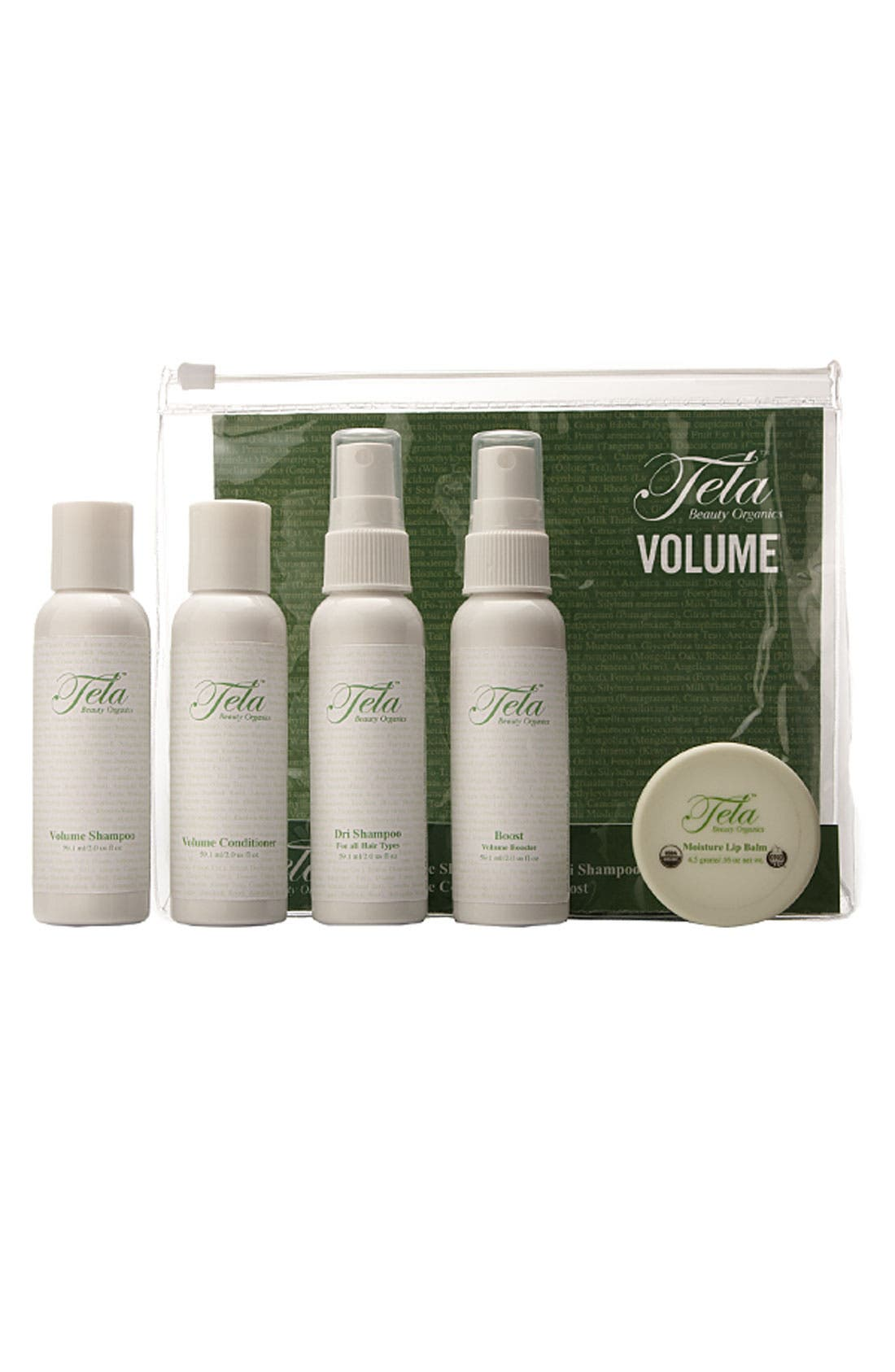 Alternate Image 1 Selected - Tela Beauty Organics Hair & Styling Kit (Nordstrom Exclusive) ($48 Value)