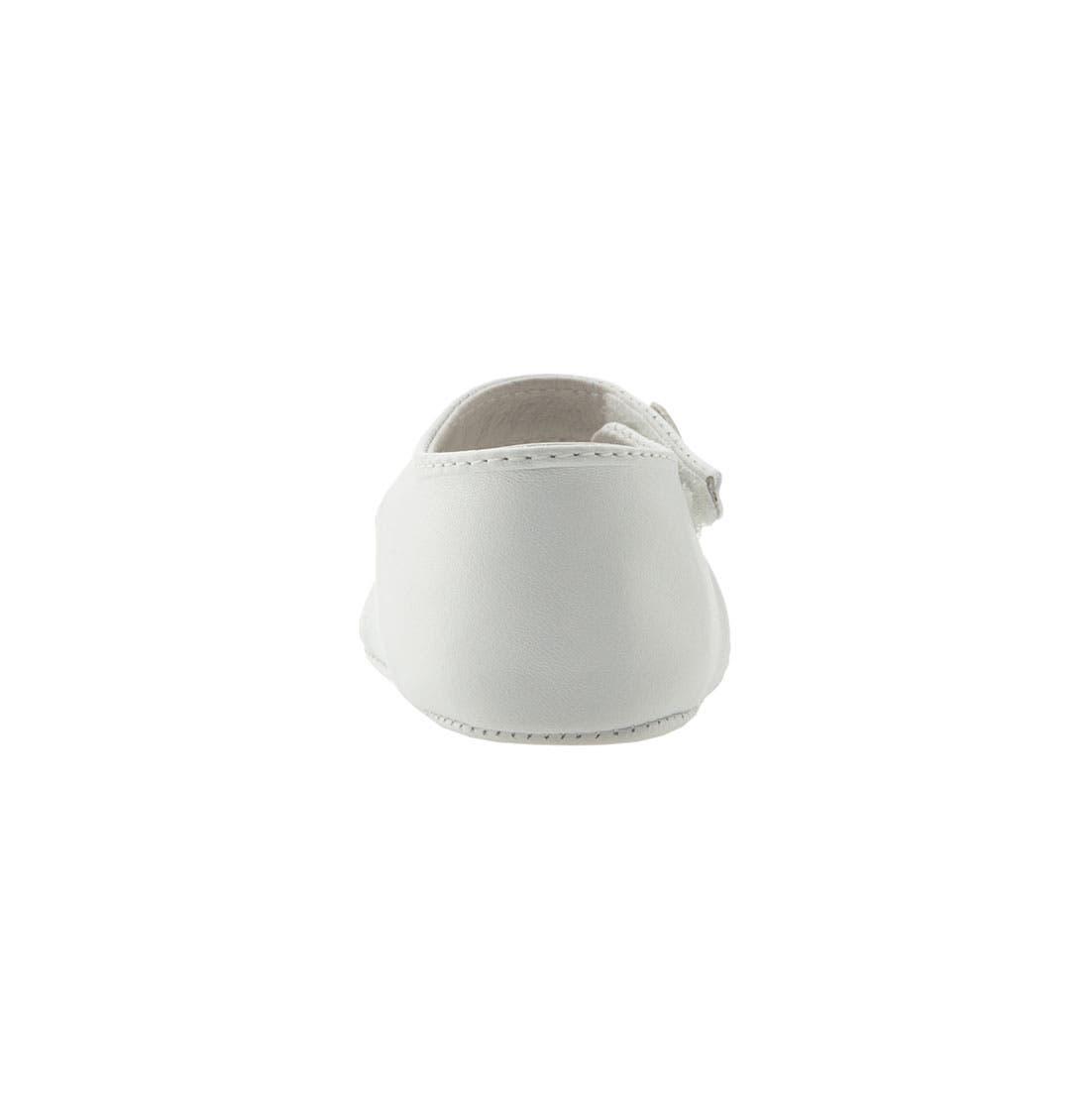 Alternate Image 4  - Designer's Touch 'Hartlee' Crib Shoe (Baby)