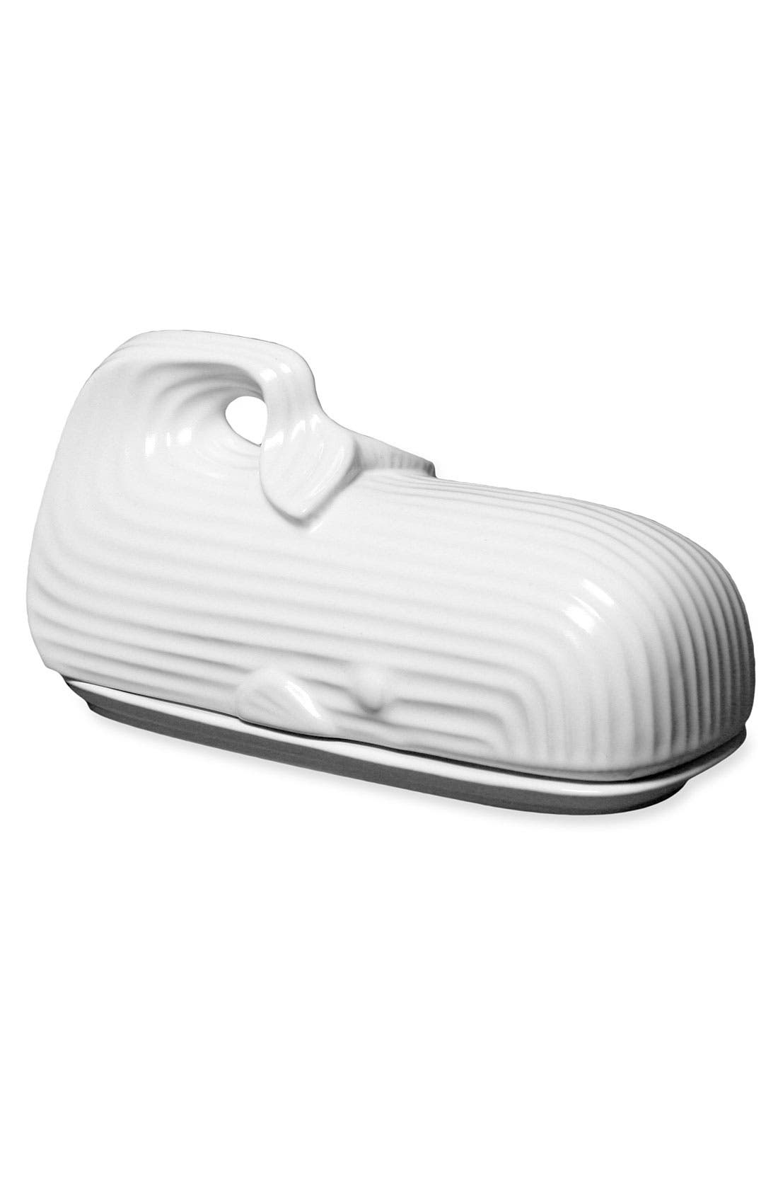 Alternate Image 1 Selected - Jonathan Adler Whale Butter Dish
