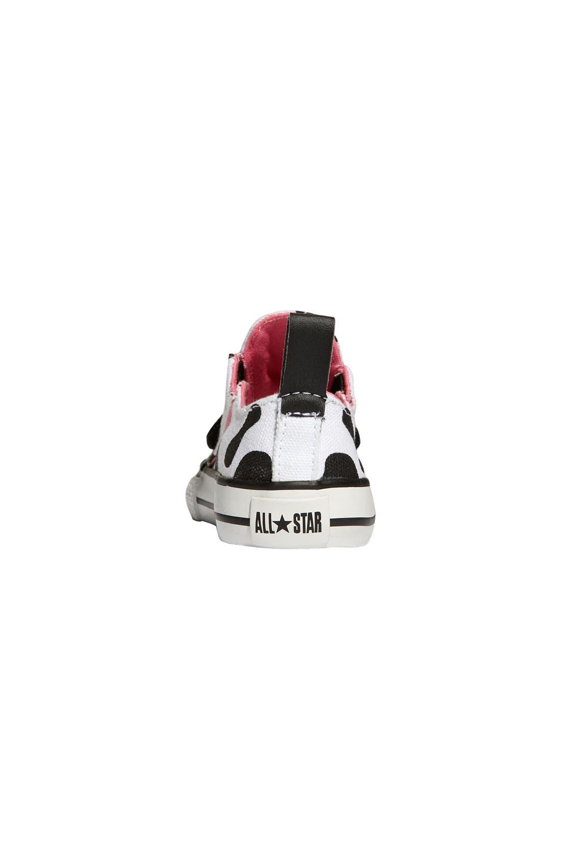 Alternate Image 4  - Converse Chuck Taylor® Animal Print Sneaker (Baby, Walker & Toddler)