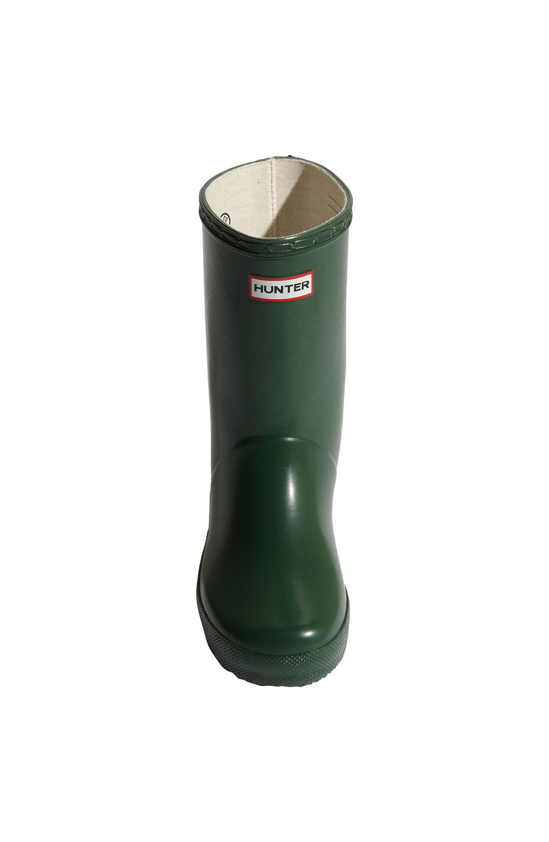 Alternate Image 3  - Hunter 'Kid's First' Rain Boot (Walker, Toddler & Little Kid)