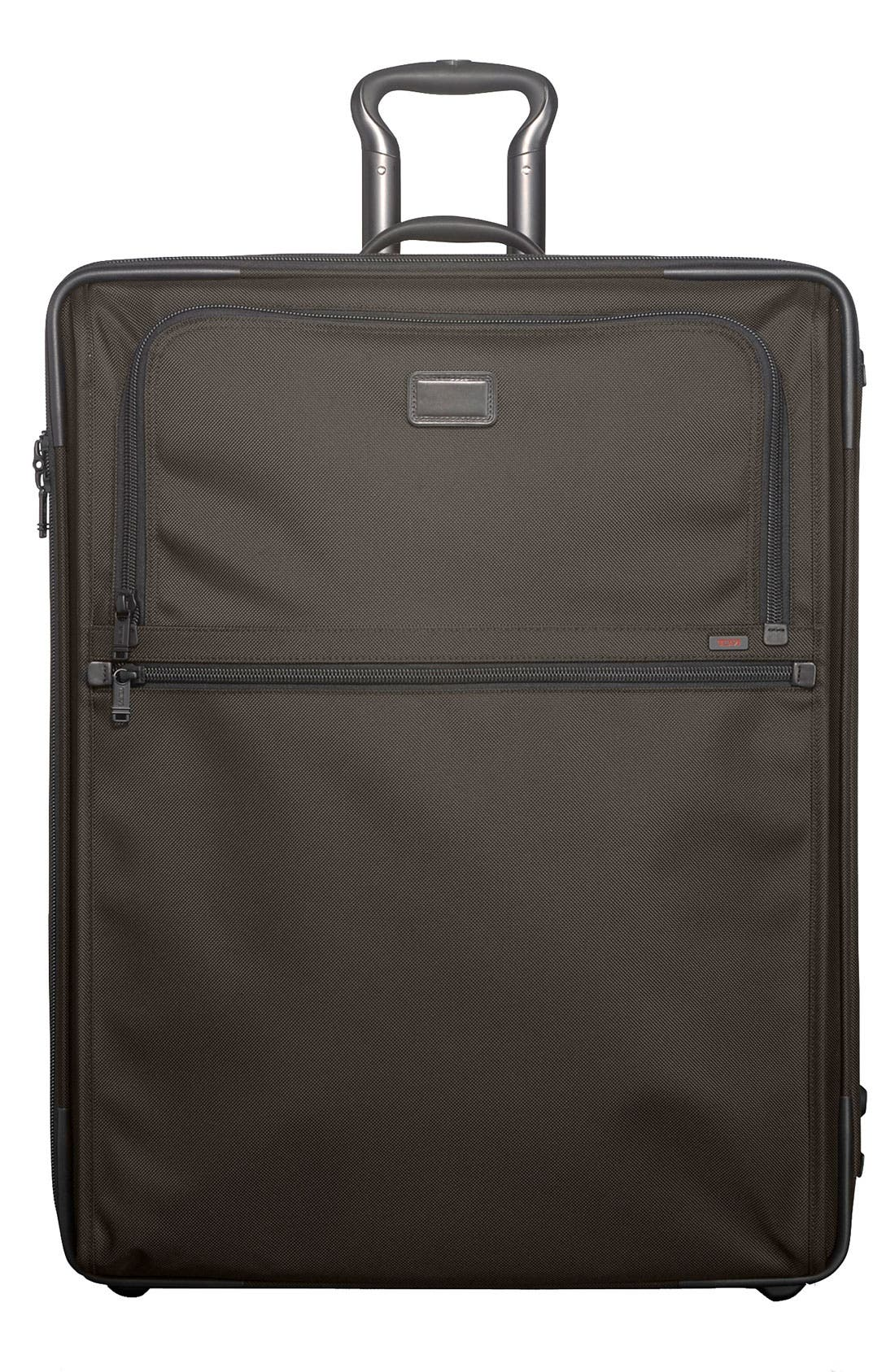 Alternate Image 1 Selected - Tumi 'Alpha' Wheeled Expandable Extended Trip Bag