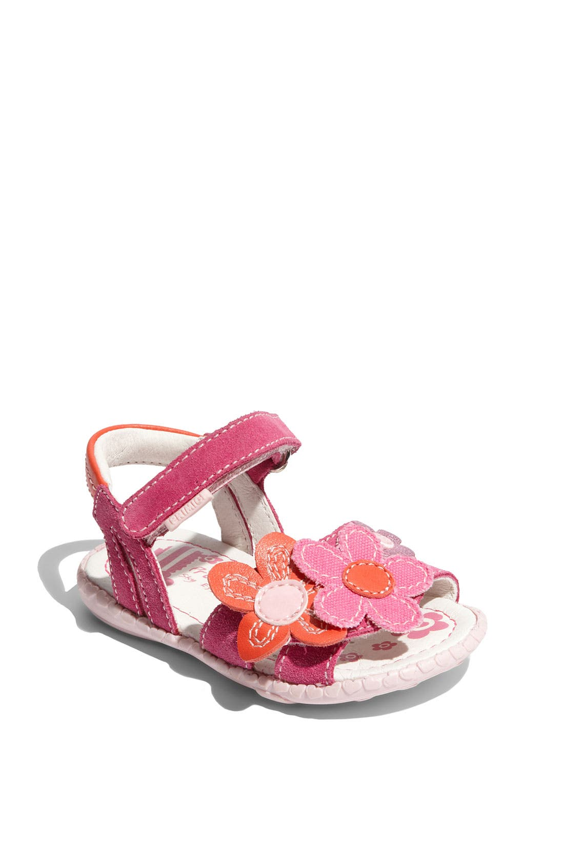 Alternate Image 1 Selected - Primigi 'Julisa' Sandal (Toddler)