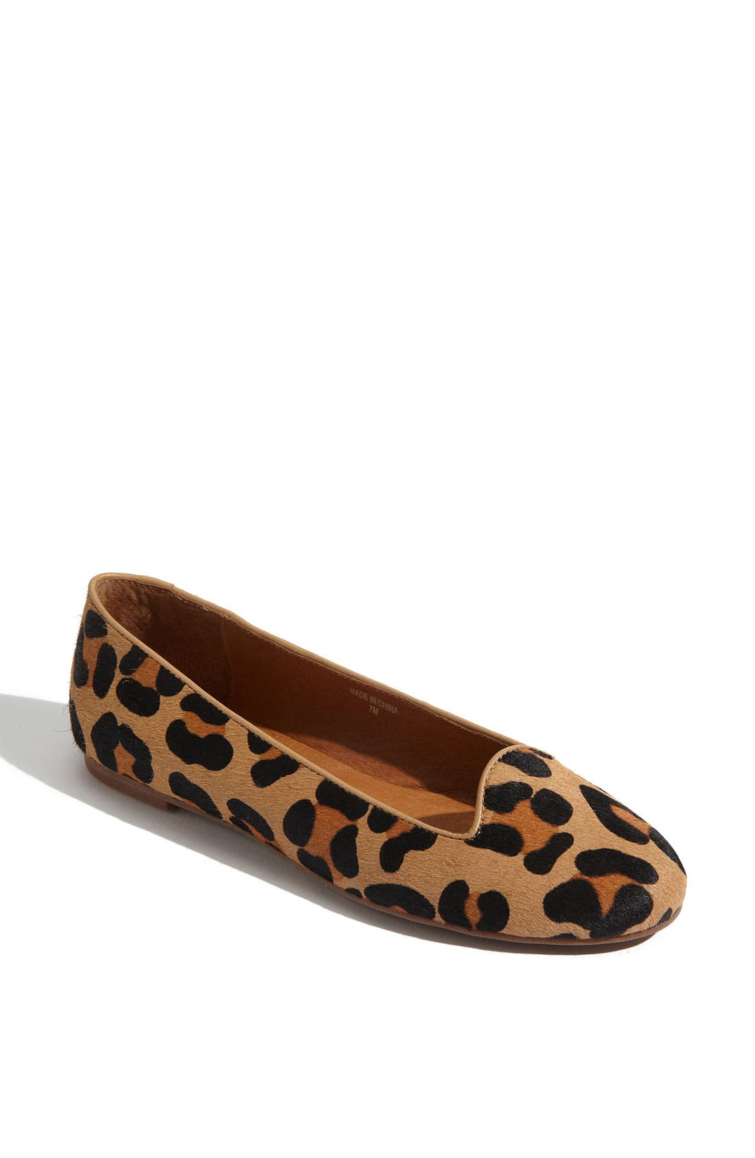 Alternate Image 1 Selected - Jeffrey Campbell 'Mention' Flat