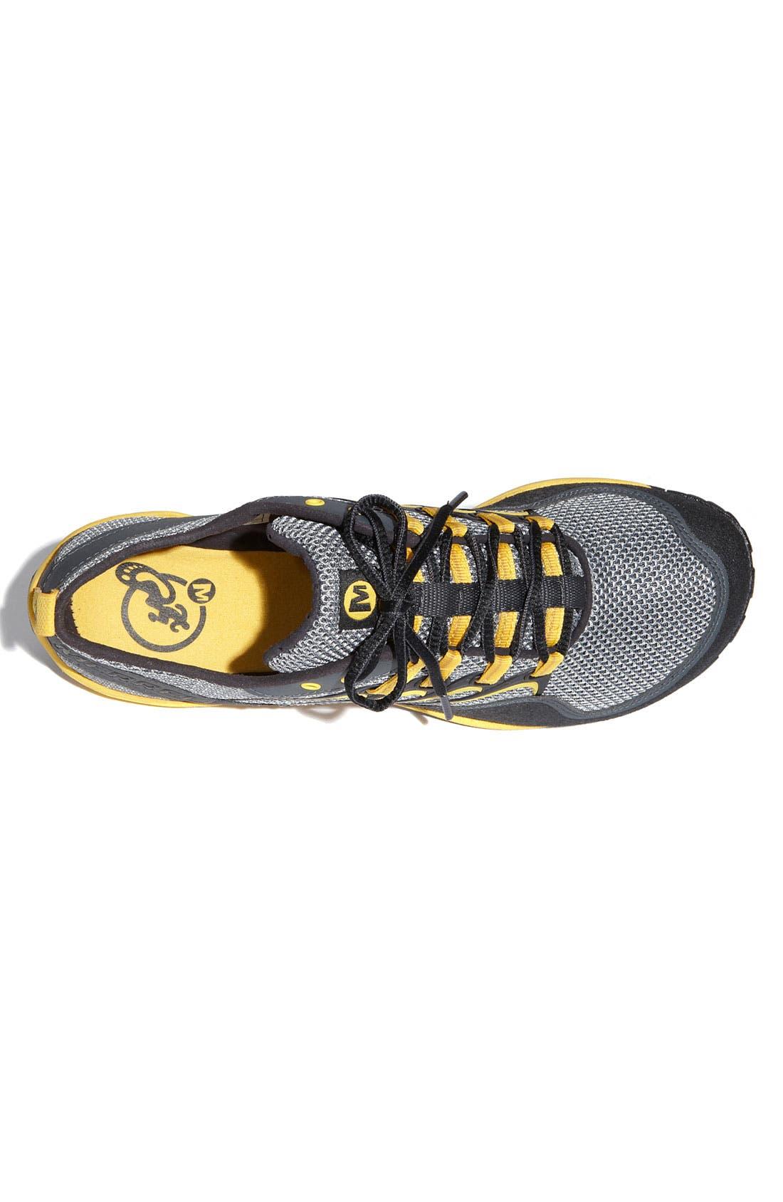 Alternate Image 4  - Merrell 'Trail Glove' Running Shoe (Men)