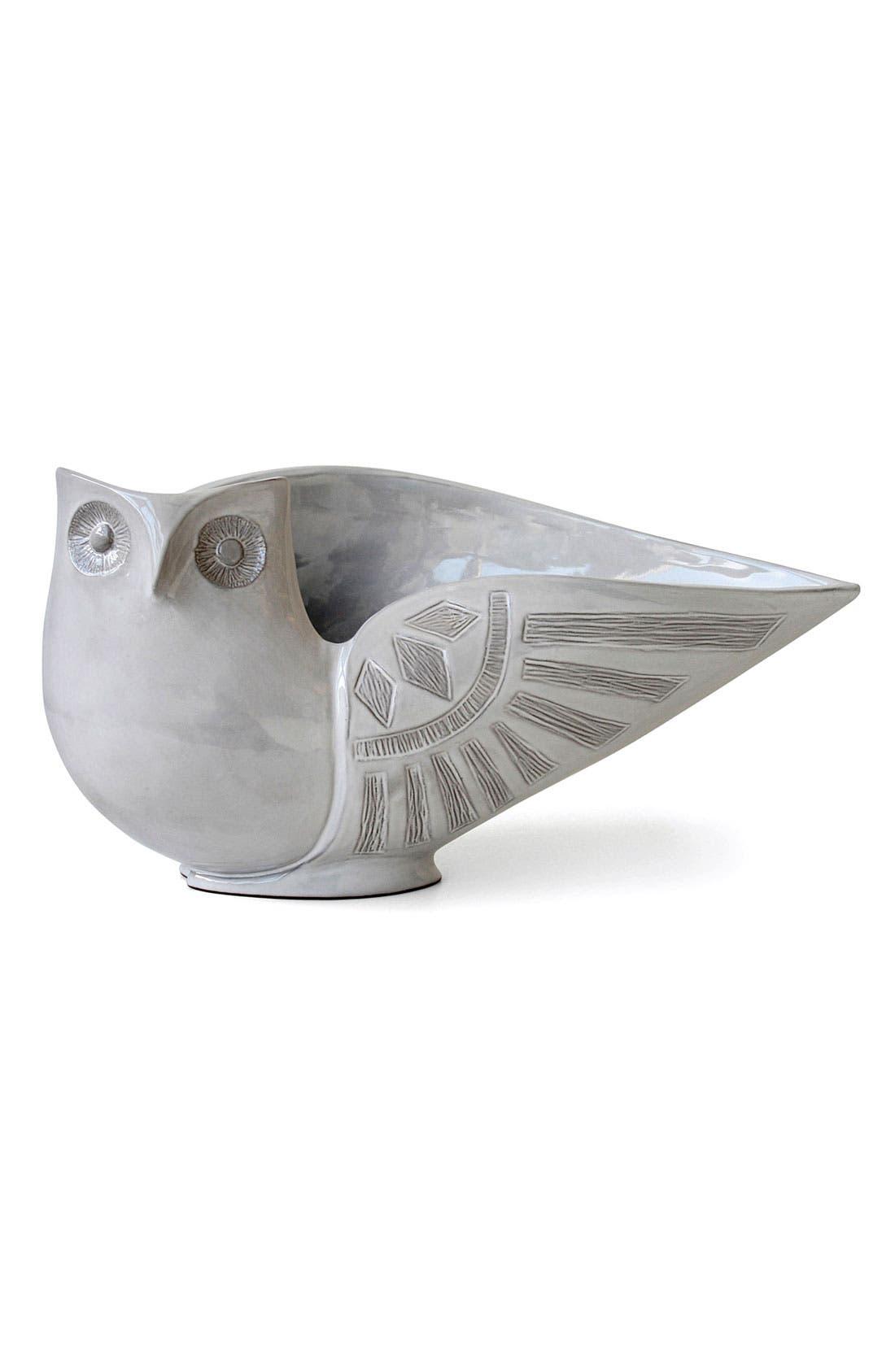 Alternate Image 1 Selected - Jonathan Adler 'Utopia' Owl Bowl