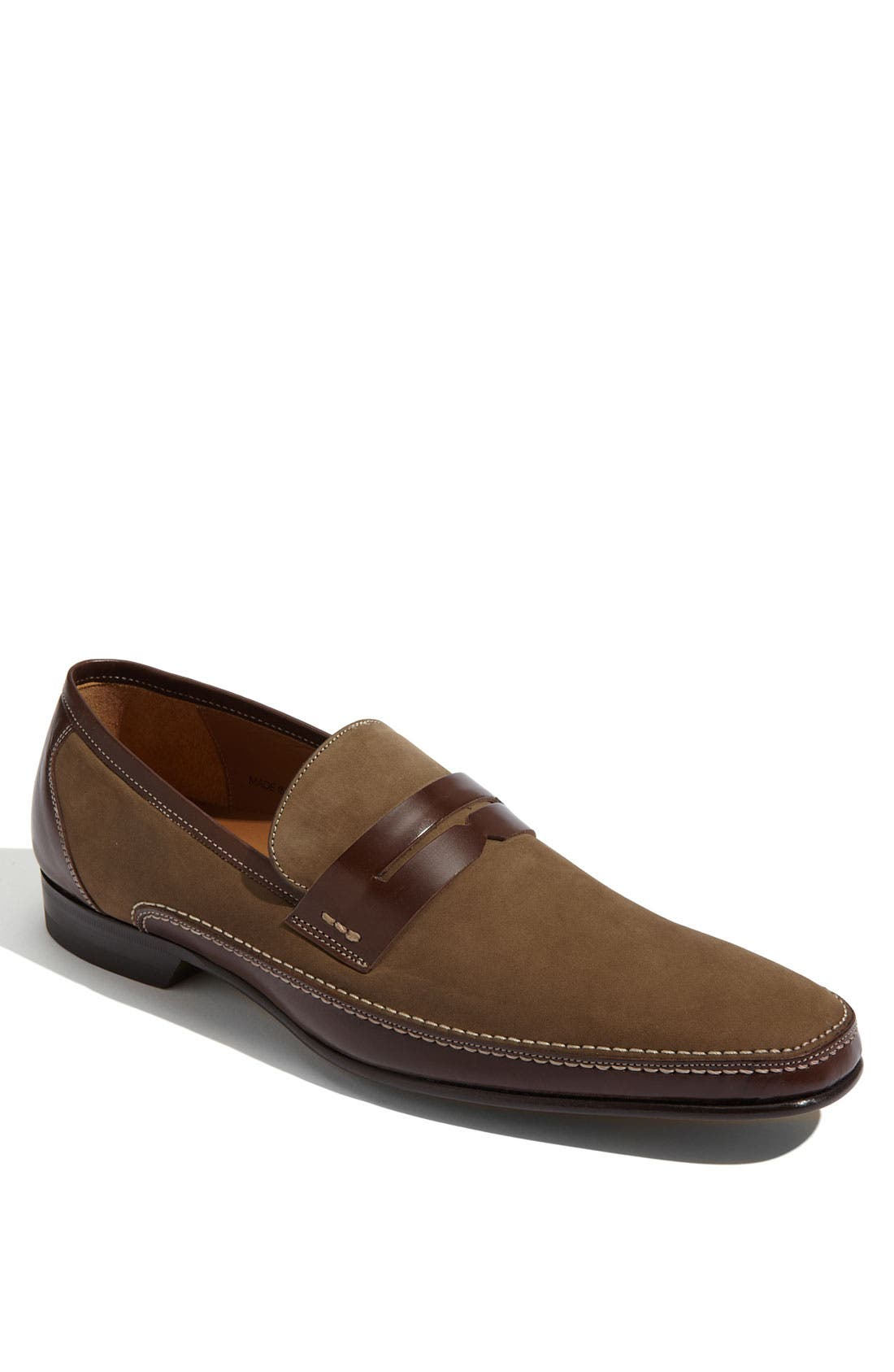Alternate Image 1 Selected - Mezlan 'Ruskin' Penny Loafer