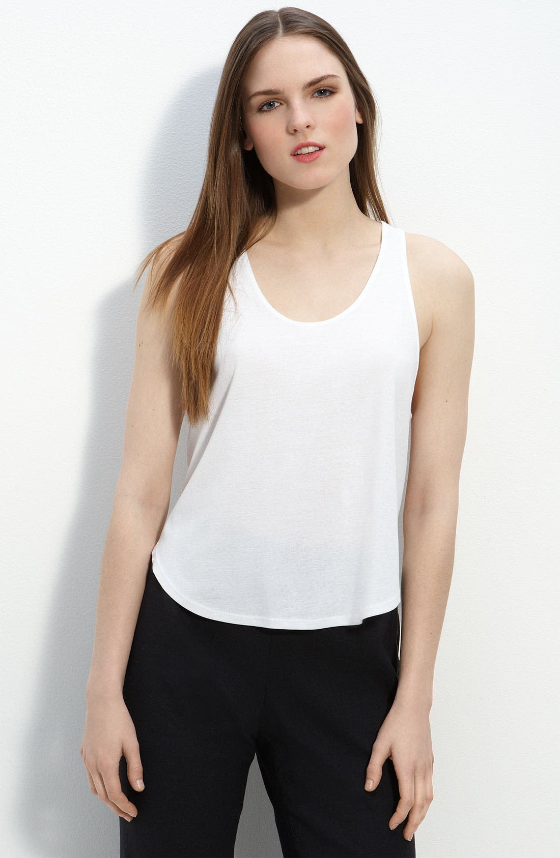 Alternate Image 1 Selected - Theyskens' Theory 'Cola Fiola' Tank