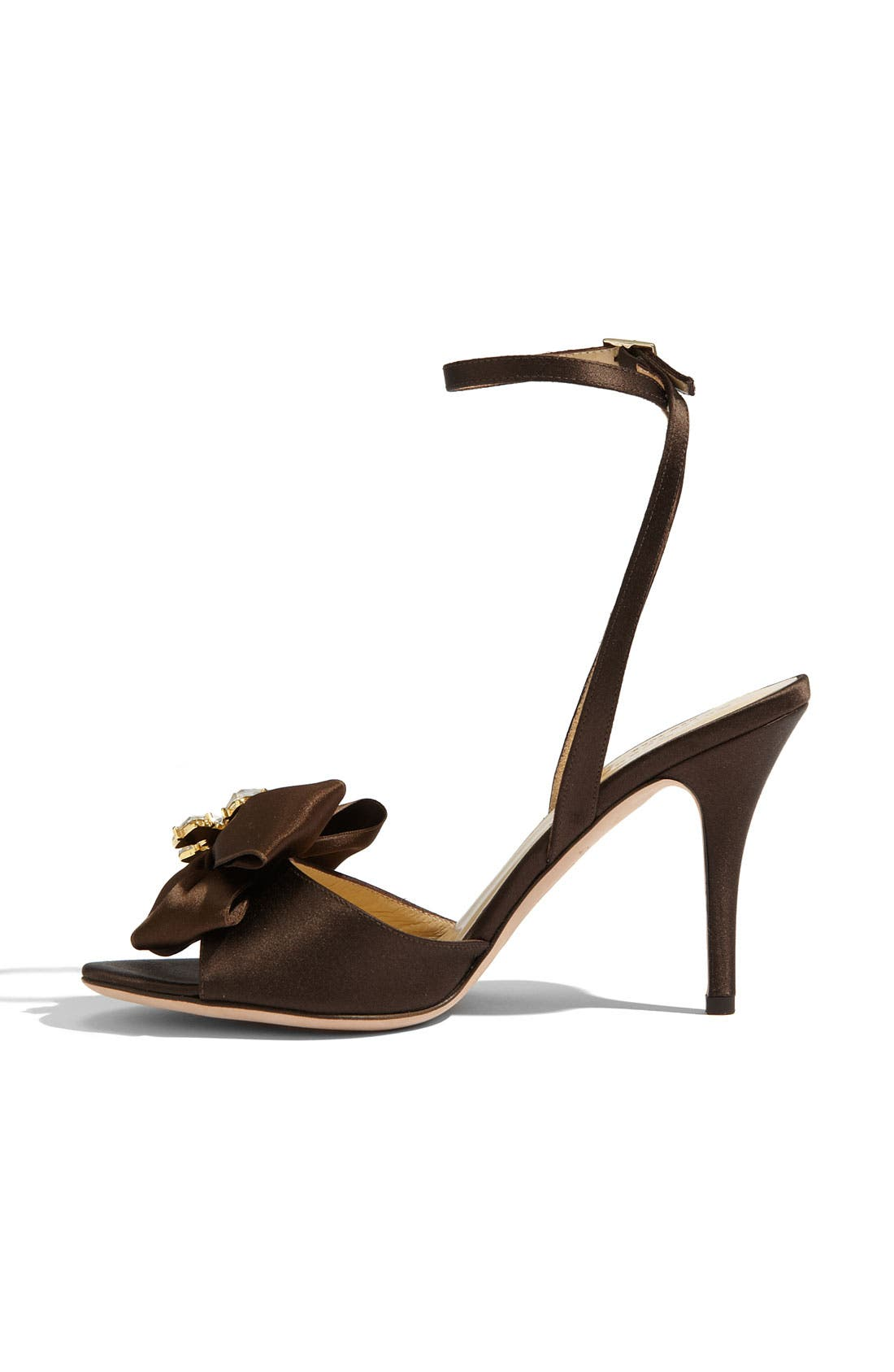 Alternate Image 2  - kate spade new york 'shelby' satin sandal