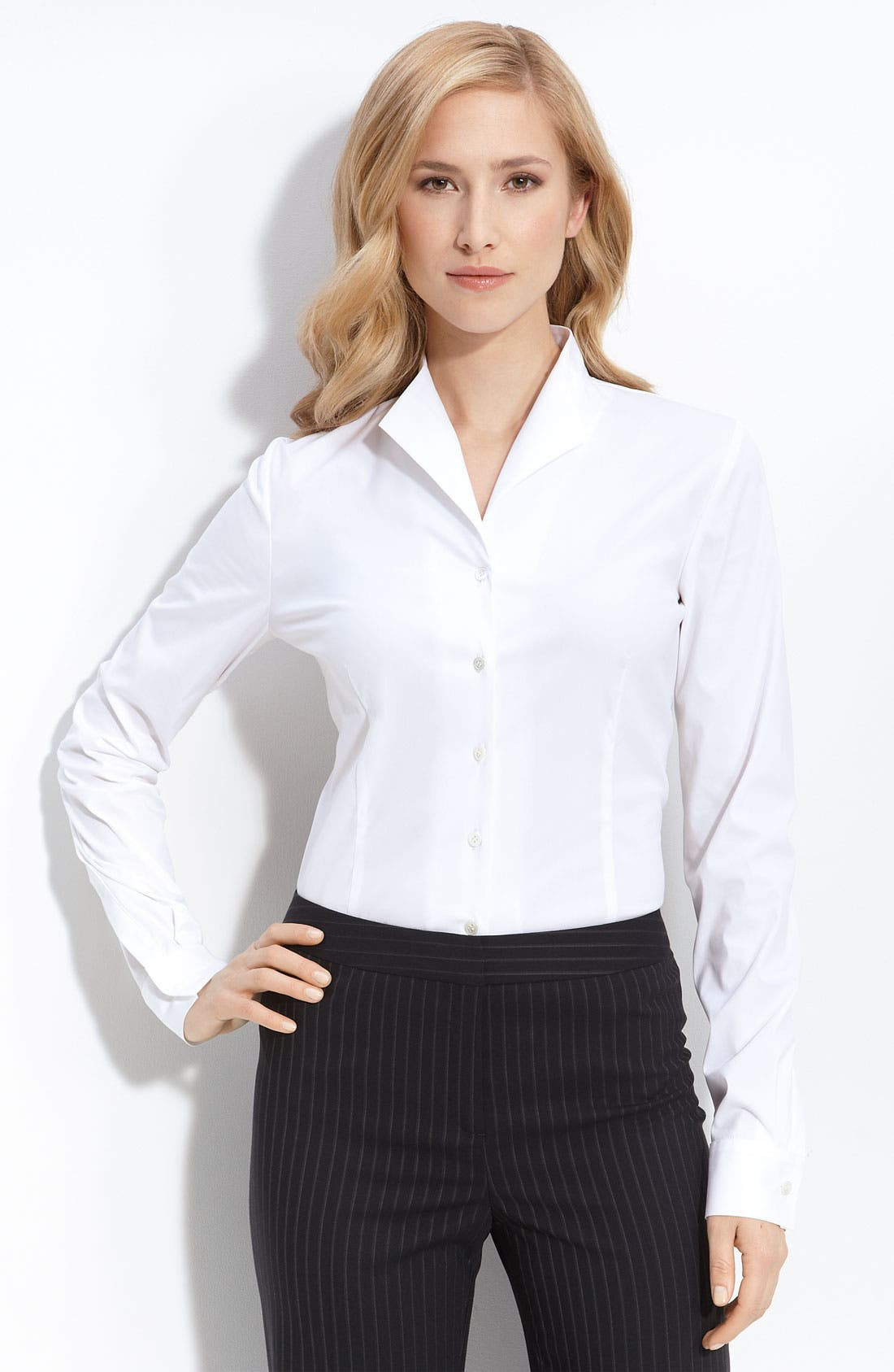 Main Image - Lafayette 148 New York 'Audrey' Shirt