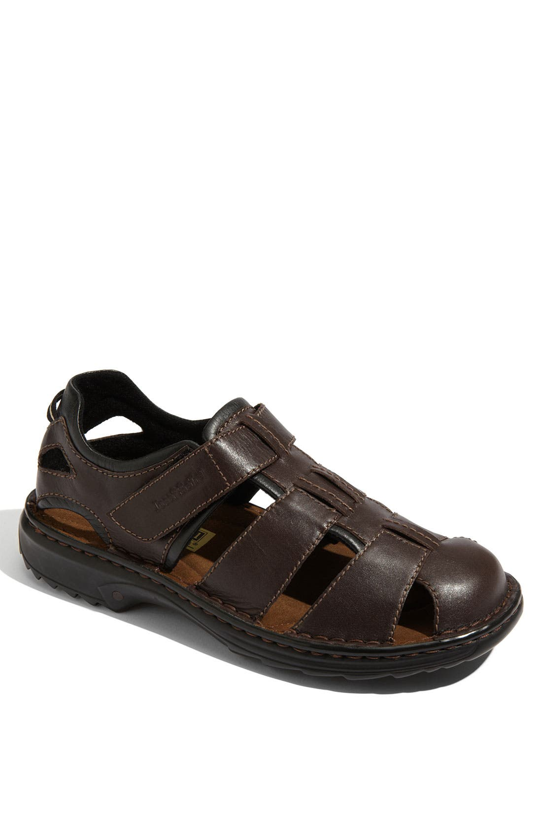 Main Image - Josef Seibel 'Jeremy' Sandal (Men)