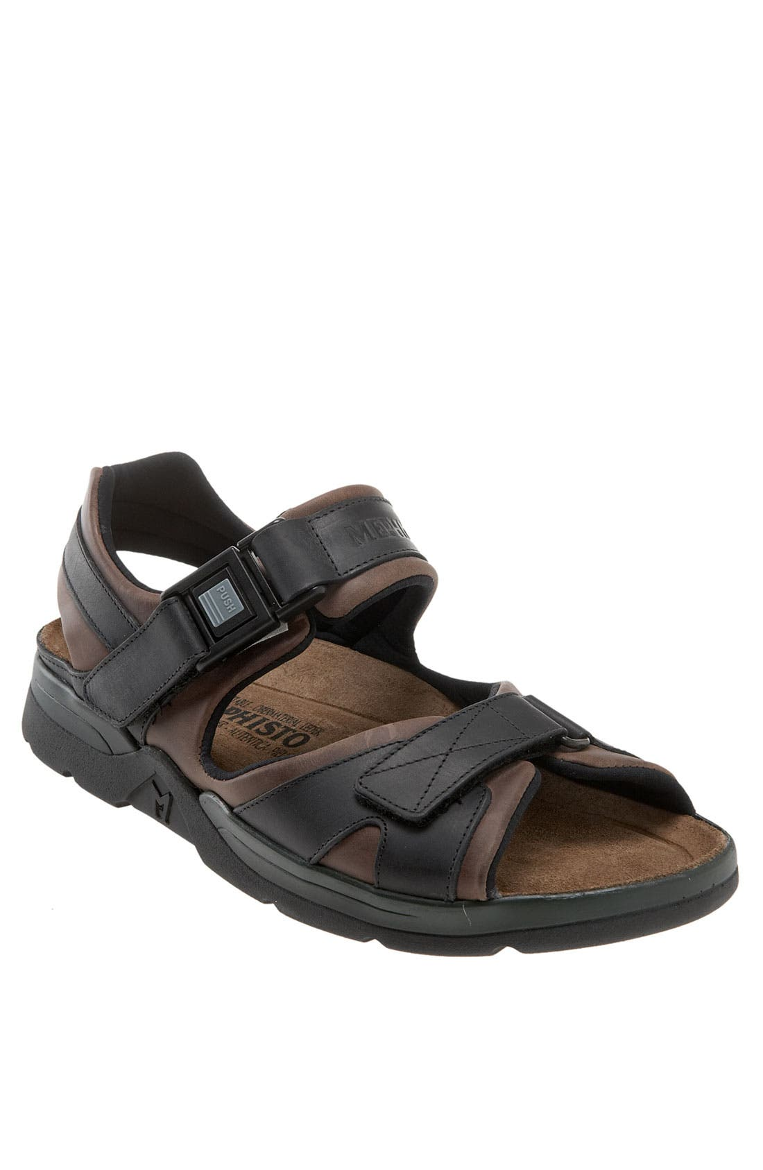 Main Image - Mephisto 'Shark' Sandal (Men)