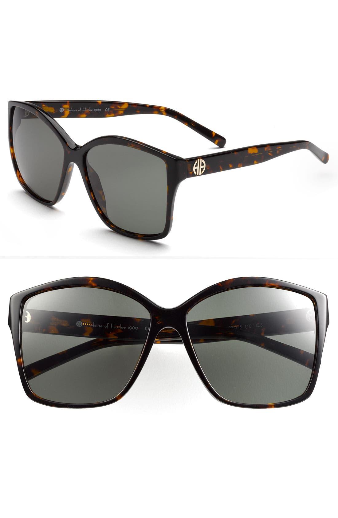 Alternate Image 1 Selected - House of Harlow 1960 'Jordana' Sunglasses