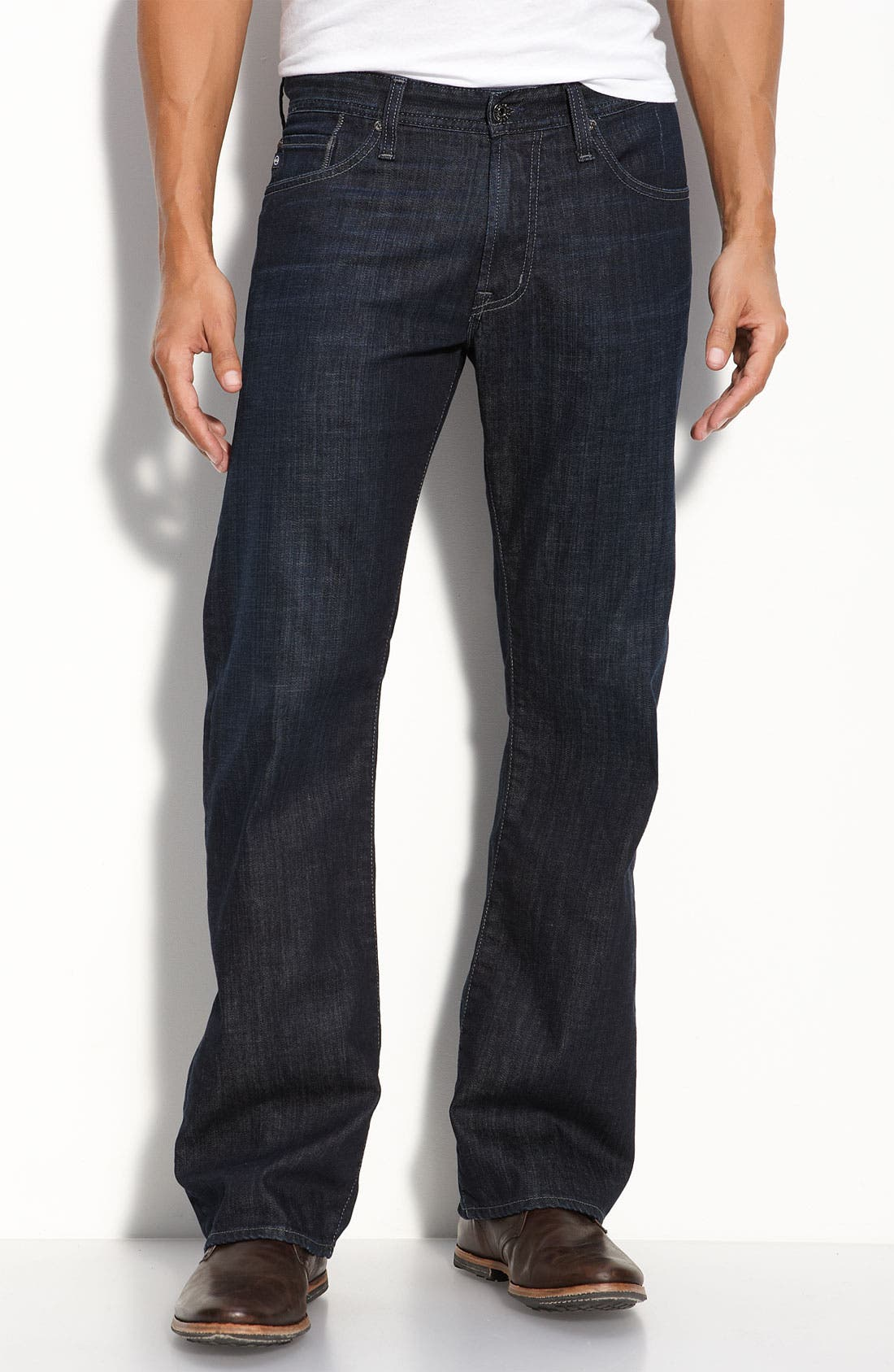 Alternate Image 1 Selected - AG Jeans 'Hero' Relaxed Fit Jeans (ARP)