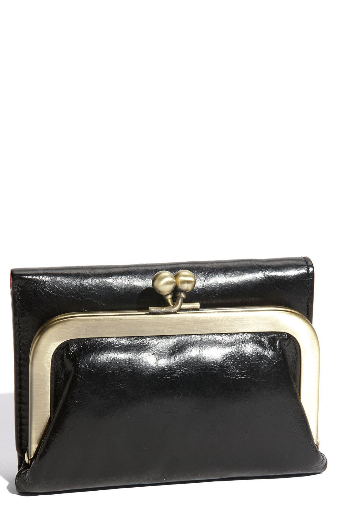 Main Image - Hobo 'Robin' Frame Wallet