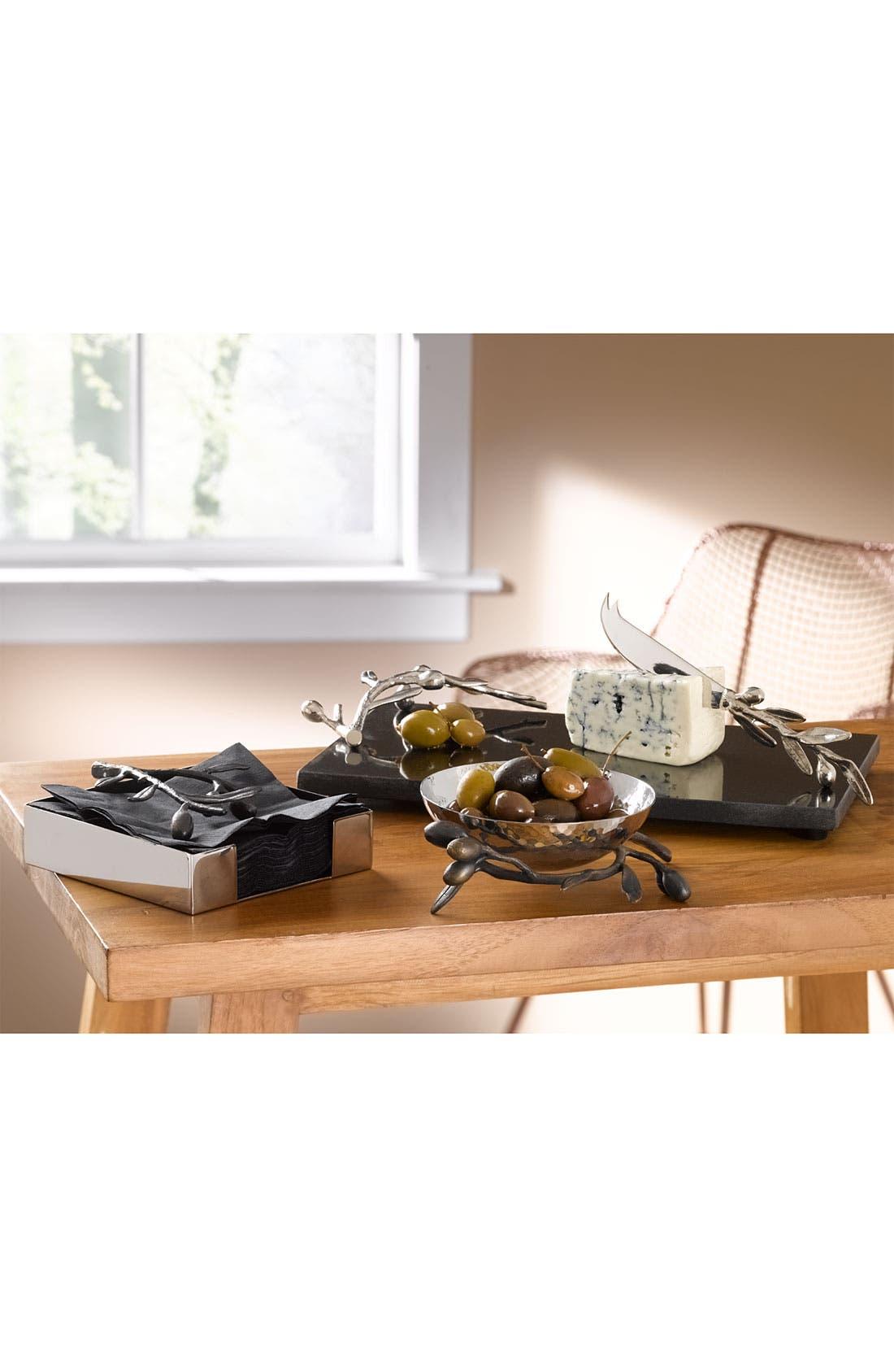 Alternate Image 2  - Michael Aram 'Olive Branch' Dish