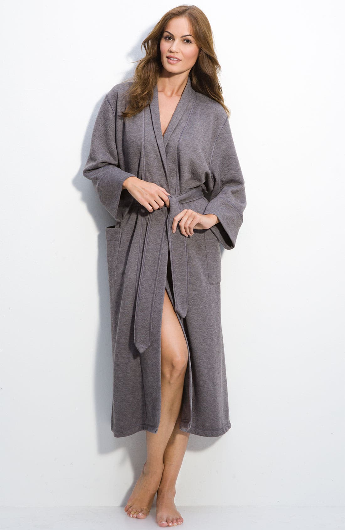 Alternate Image 1 Selected - Natori 'Beijing' Quilted Robe