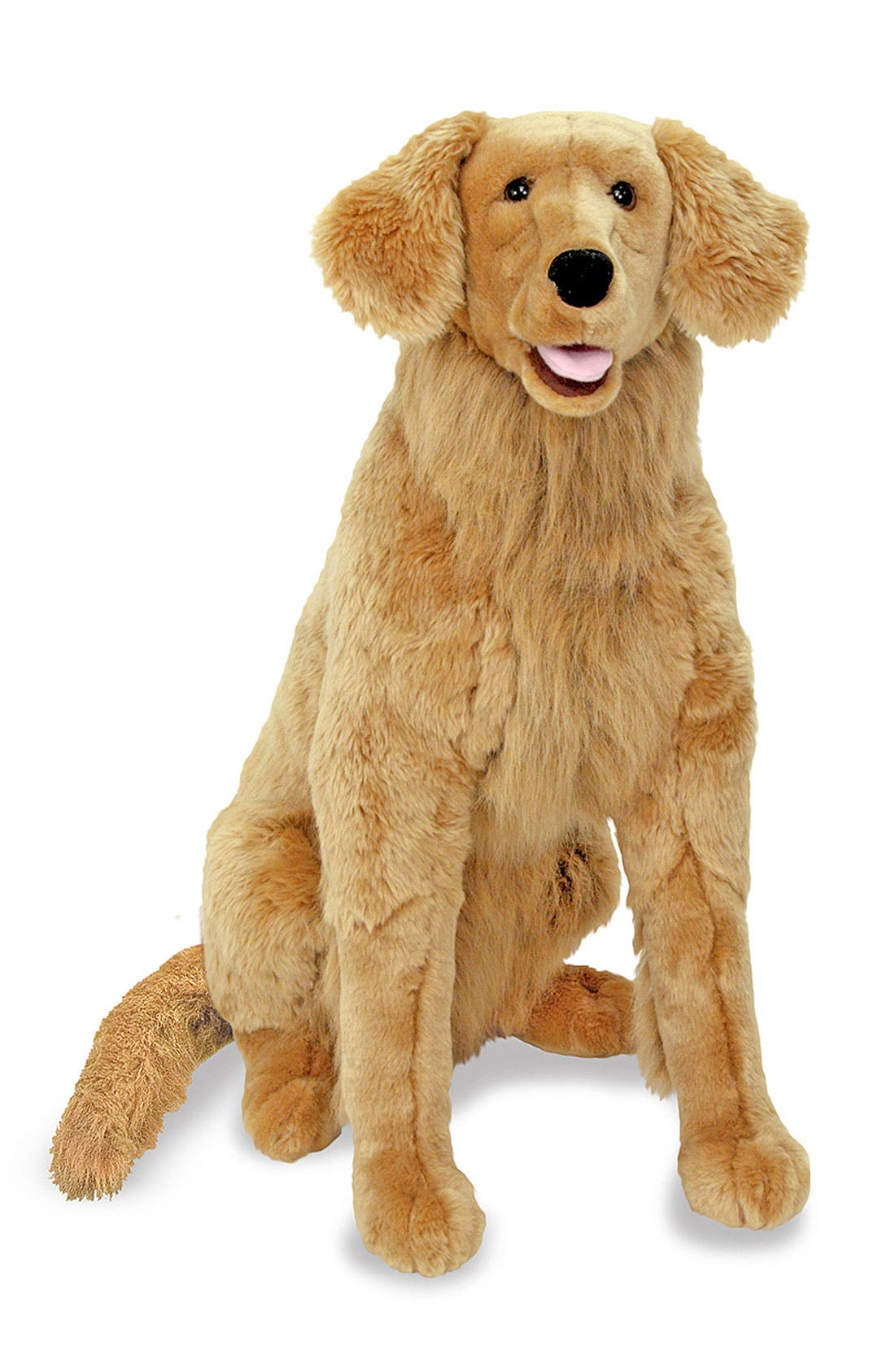 Main Image - Melissa & Doug Oversized Golden Retriever