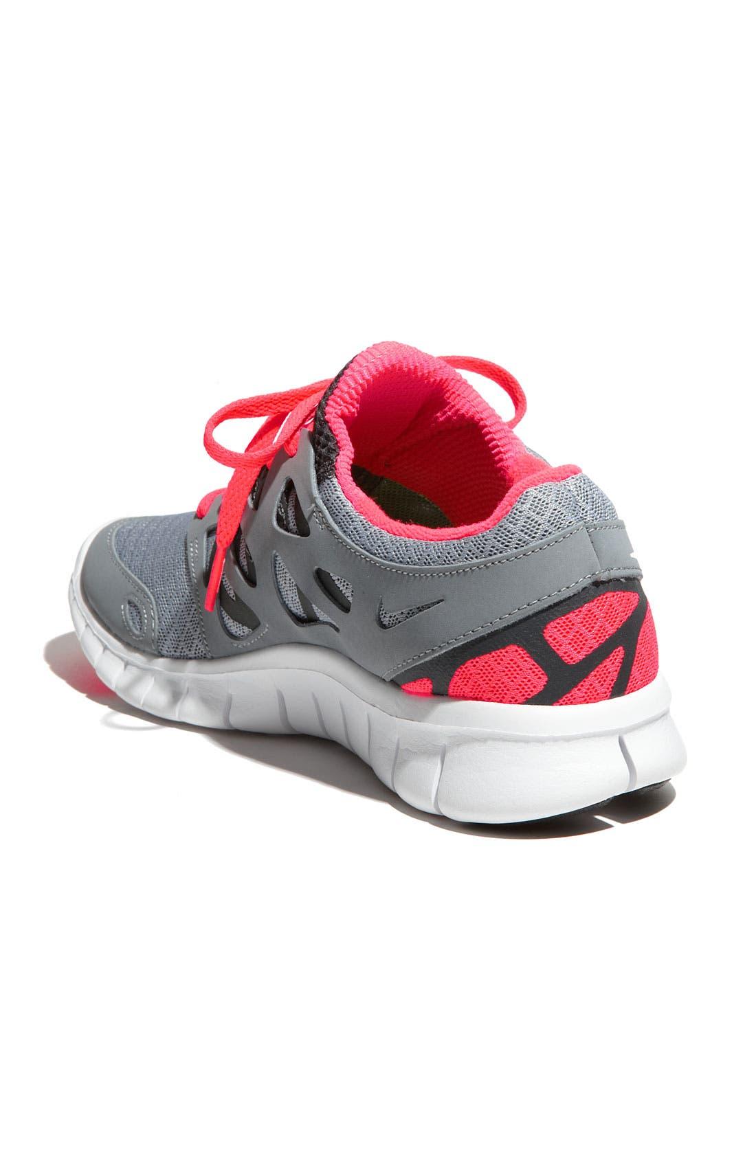 Alternate Image 2  - Nike 'Free Run 2+' Running Shoe (Women)