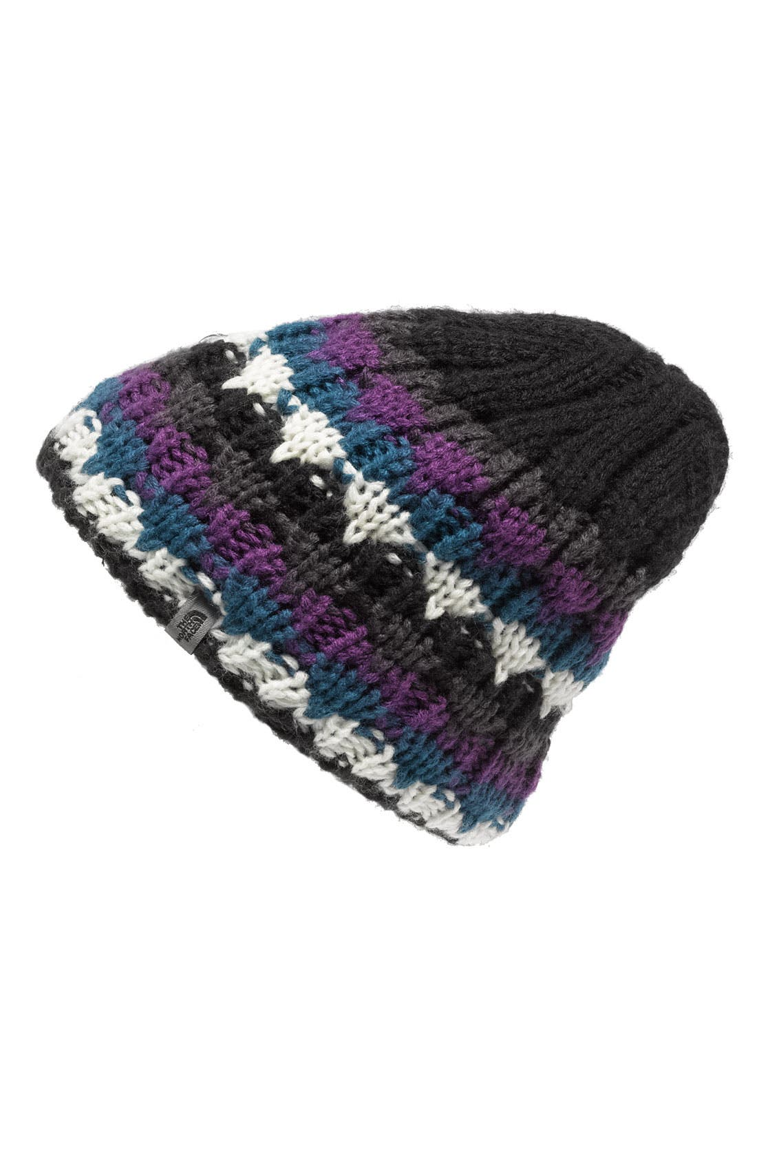 Alternate Image 1 Selected - The North Face 'Lizzy Bizzy' Beanie (Women)