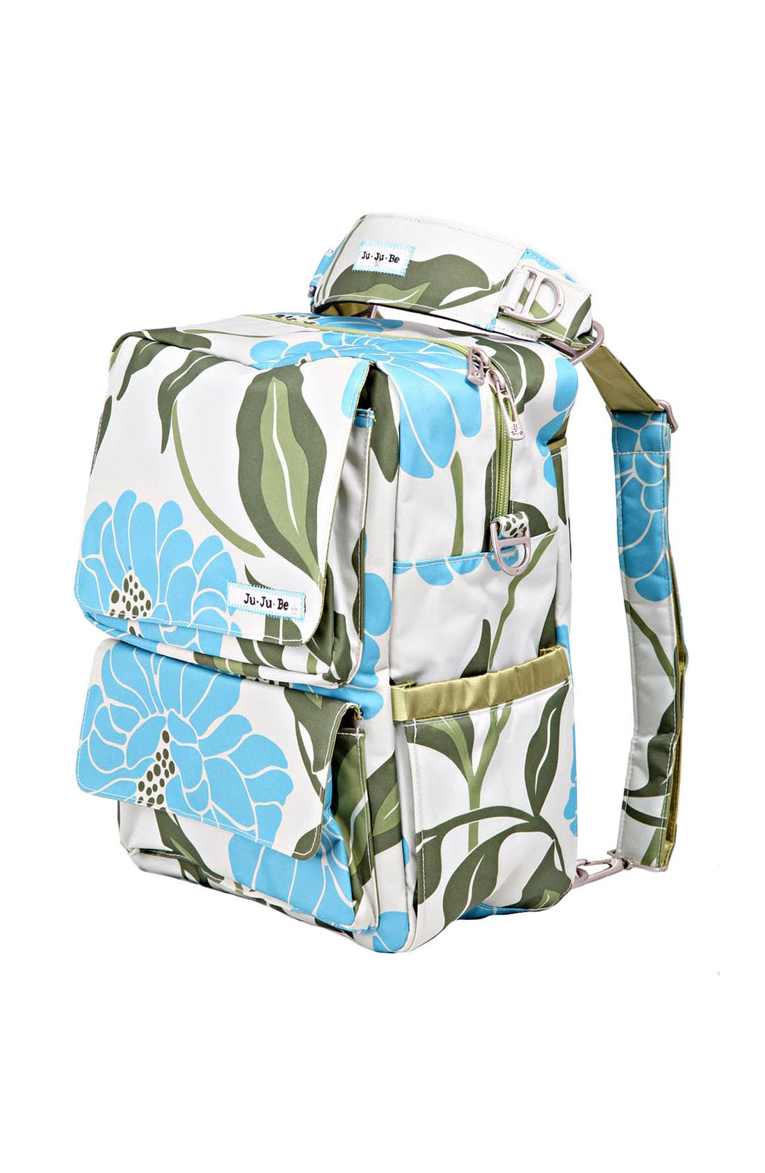 Alternate Image 1 Selected - Ju-Ju-Be 'Packabe' Convertible Diaper Bag