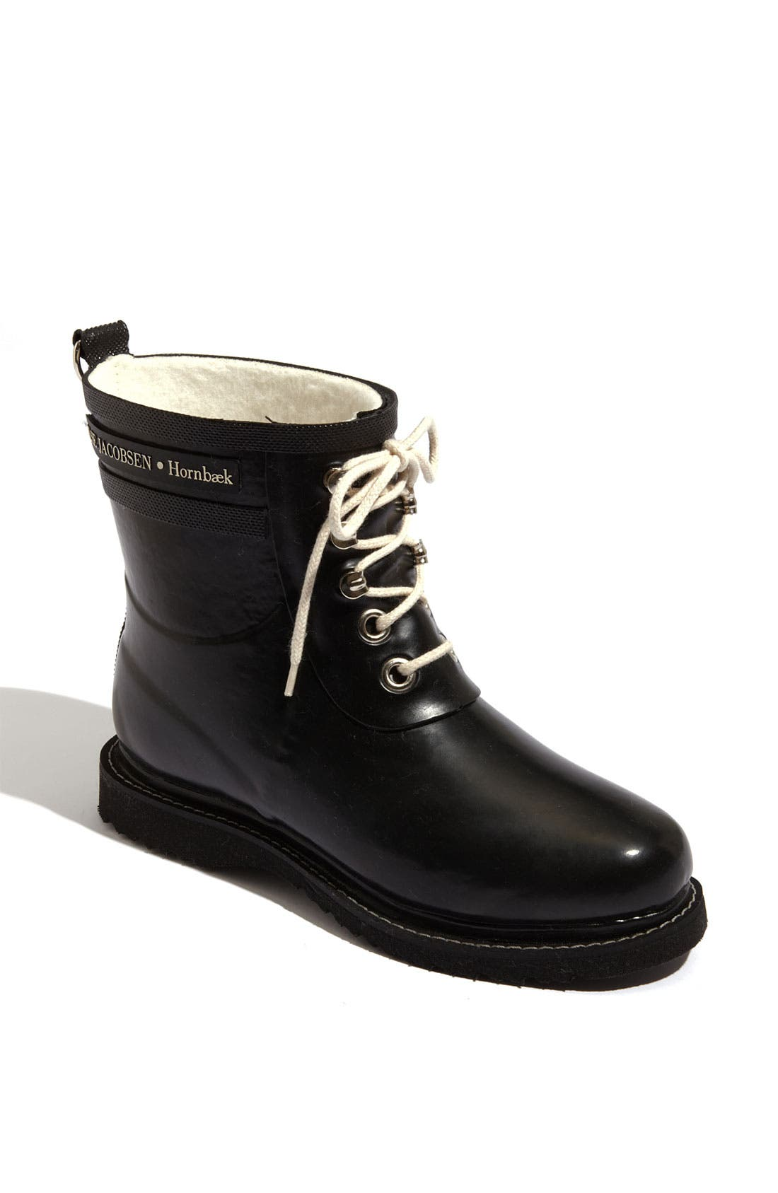 ILSE JACOBSEN 'Rub' Boot in Black