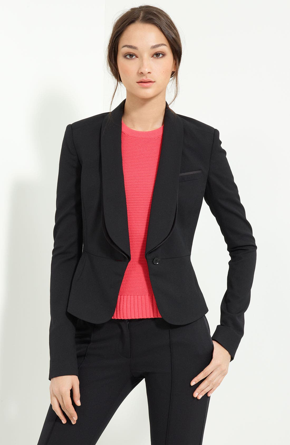Main Image - Jason Wu Stretch Gabardine Jacket
